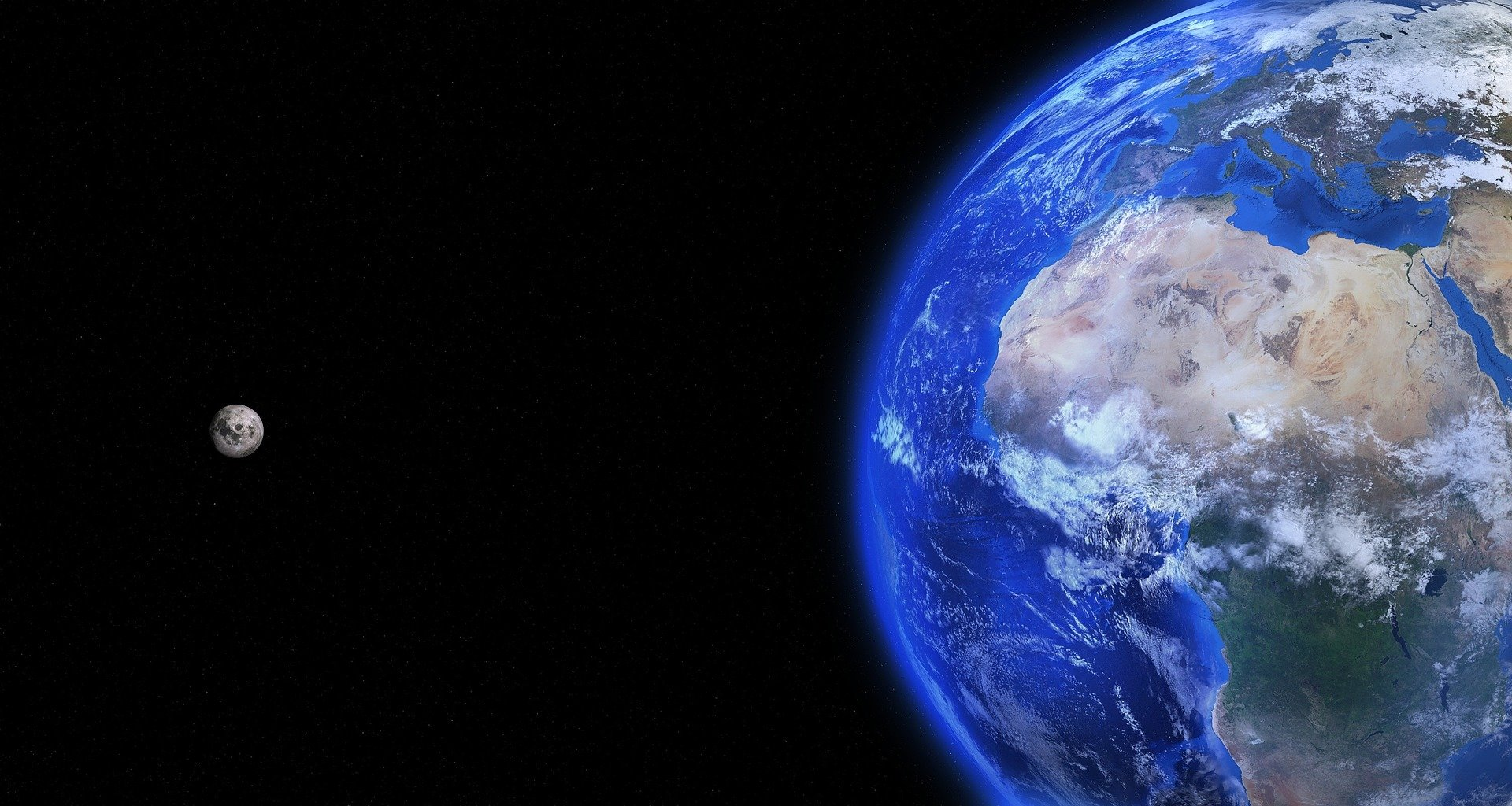 Thank the moon for Earth's lengthening day