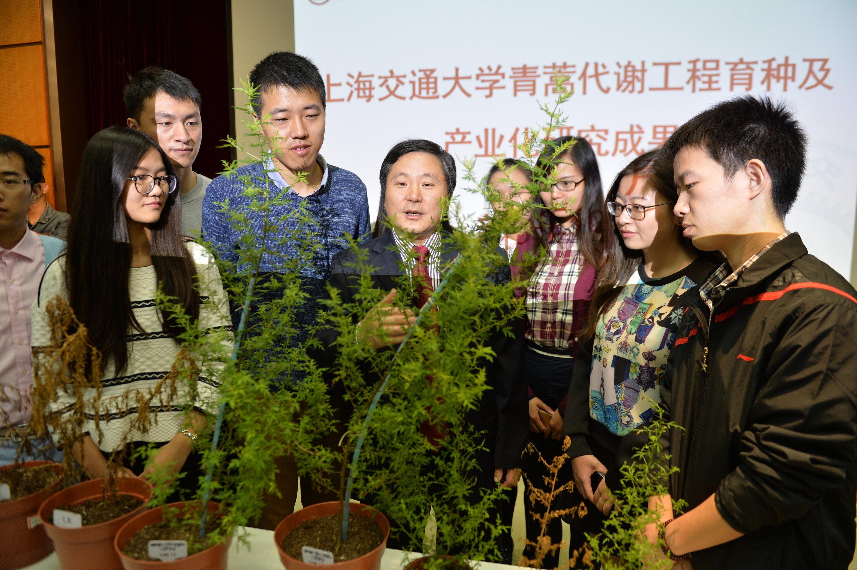 Kredit: Ying Liu, Shanghai Xinhua News Agency.