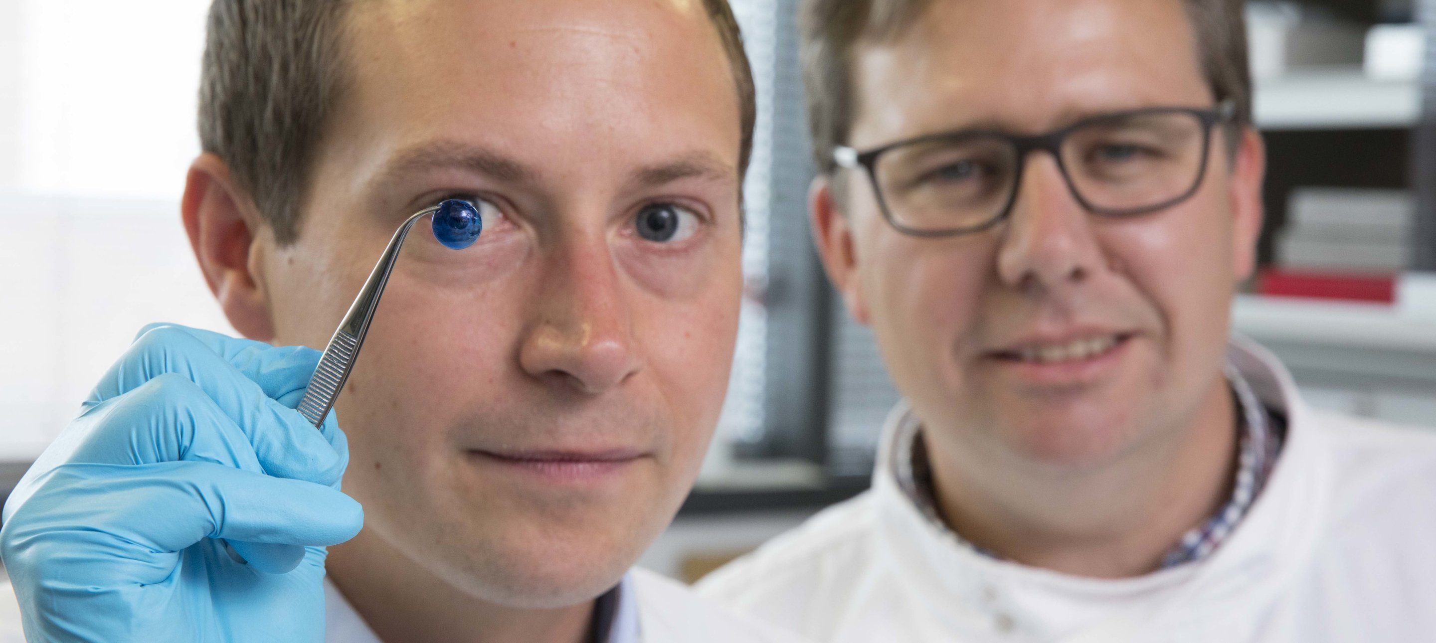 These 3D printed corneas could save millions from going blind