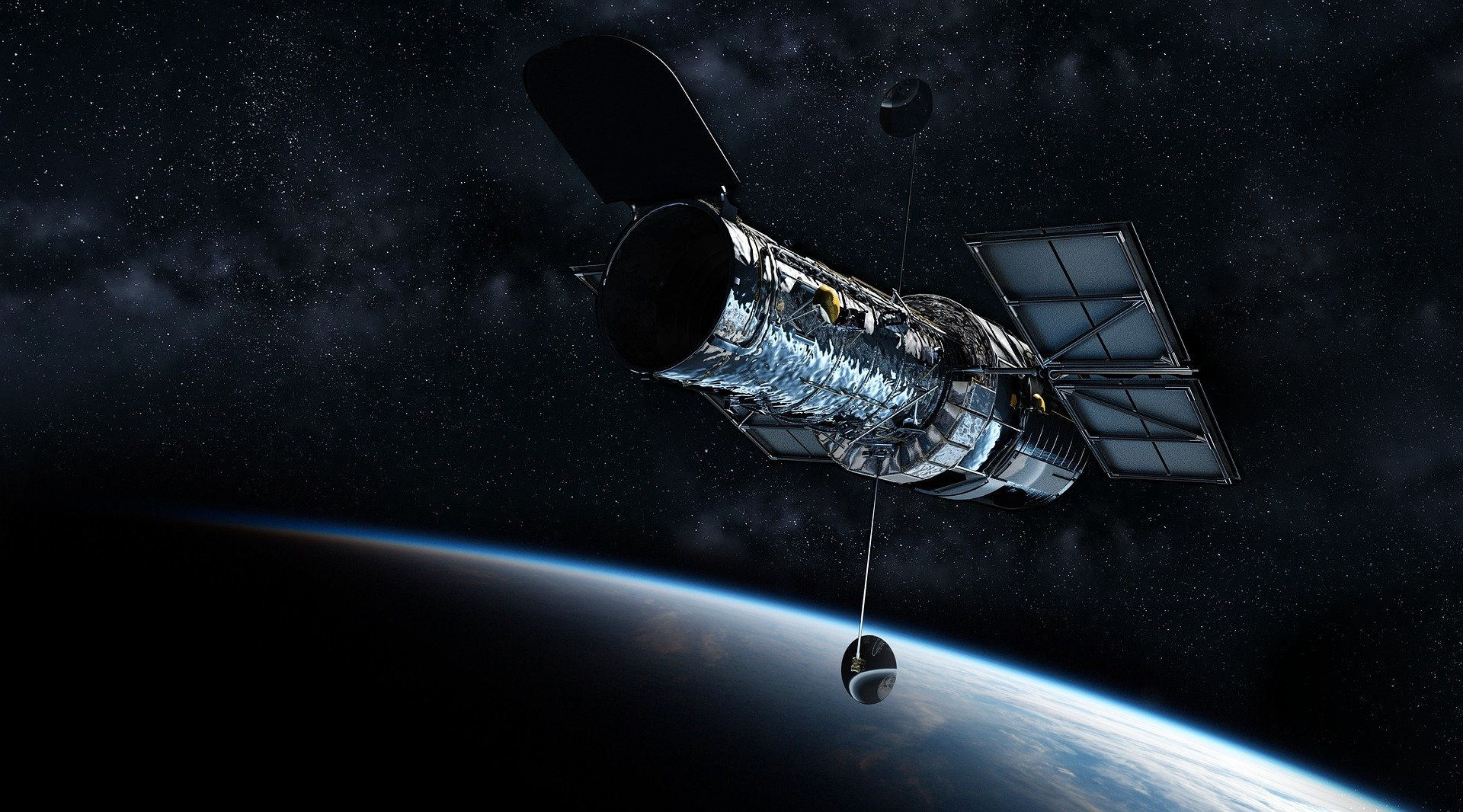 Hubble Space Telescope working again after 3-week shutdown