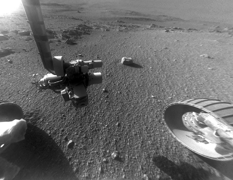 mars rover landing date 2018 - photo #36