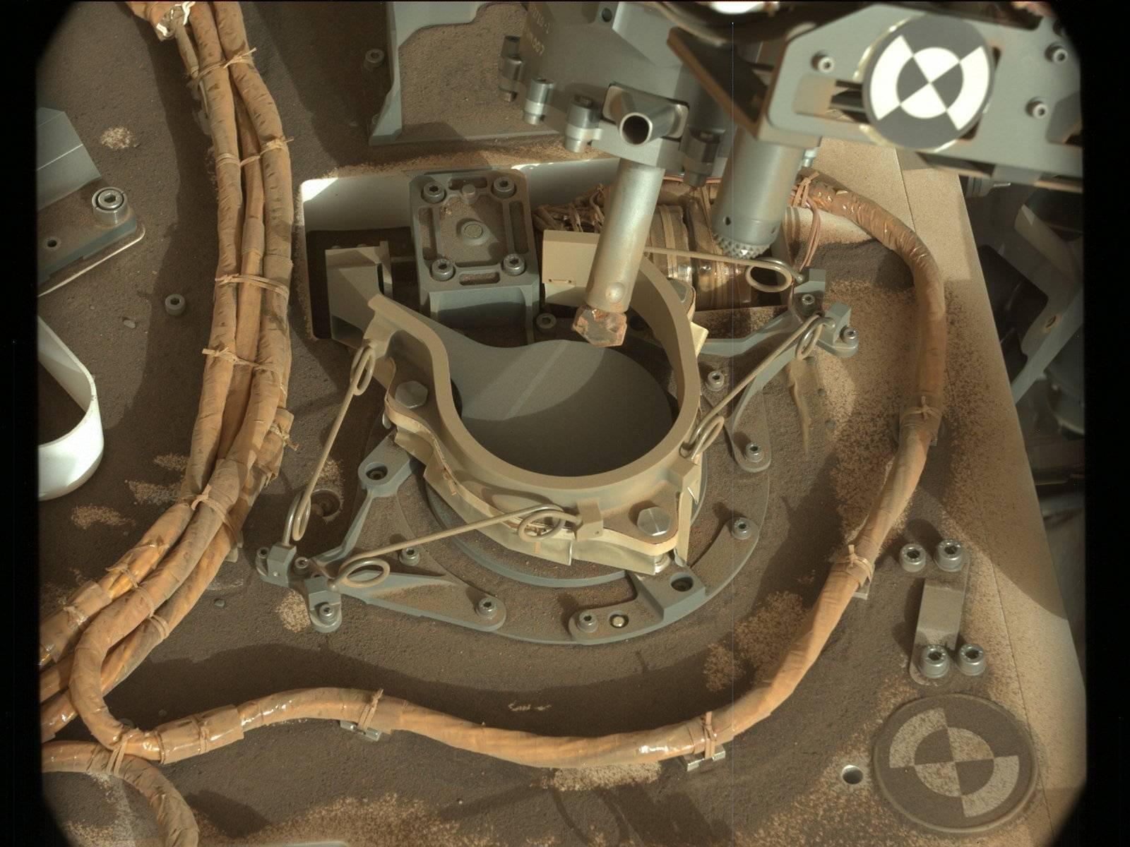 mars curiosity rover back online - photo #39