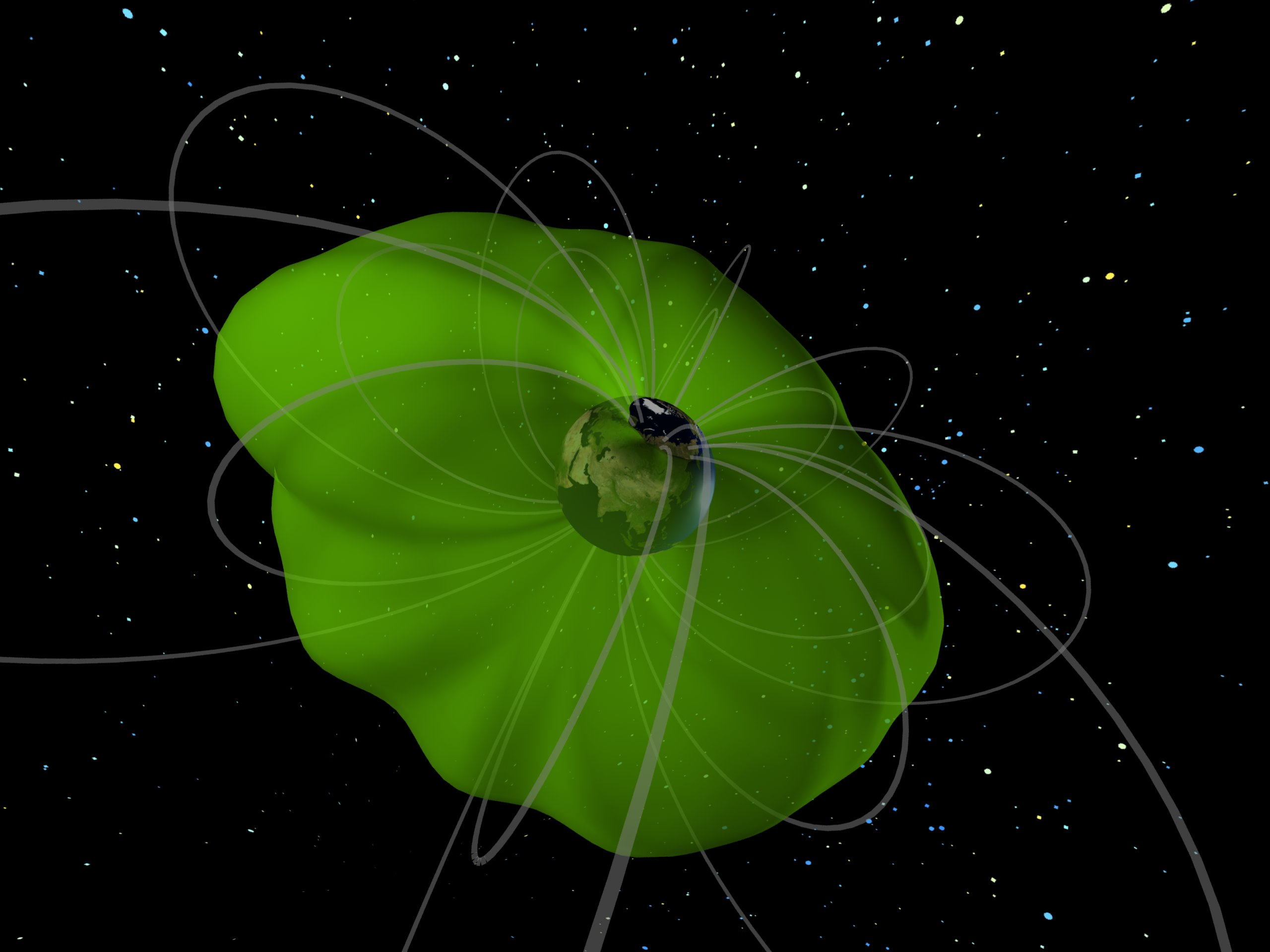 NASA's newly rediscovered IMAGE mission provided key aurora research