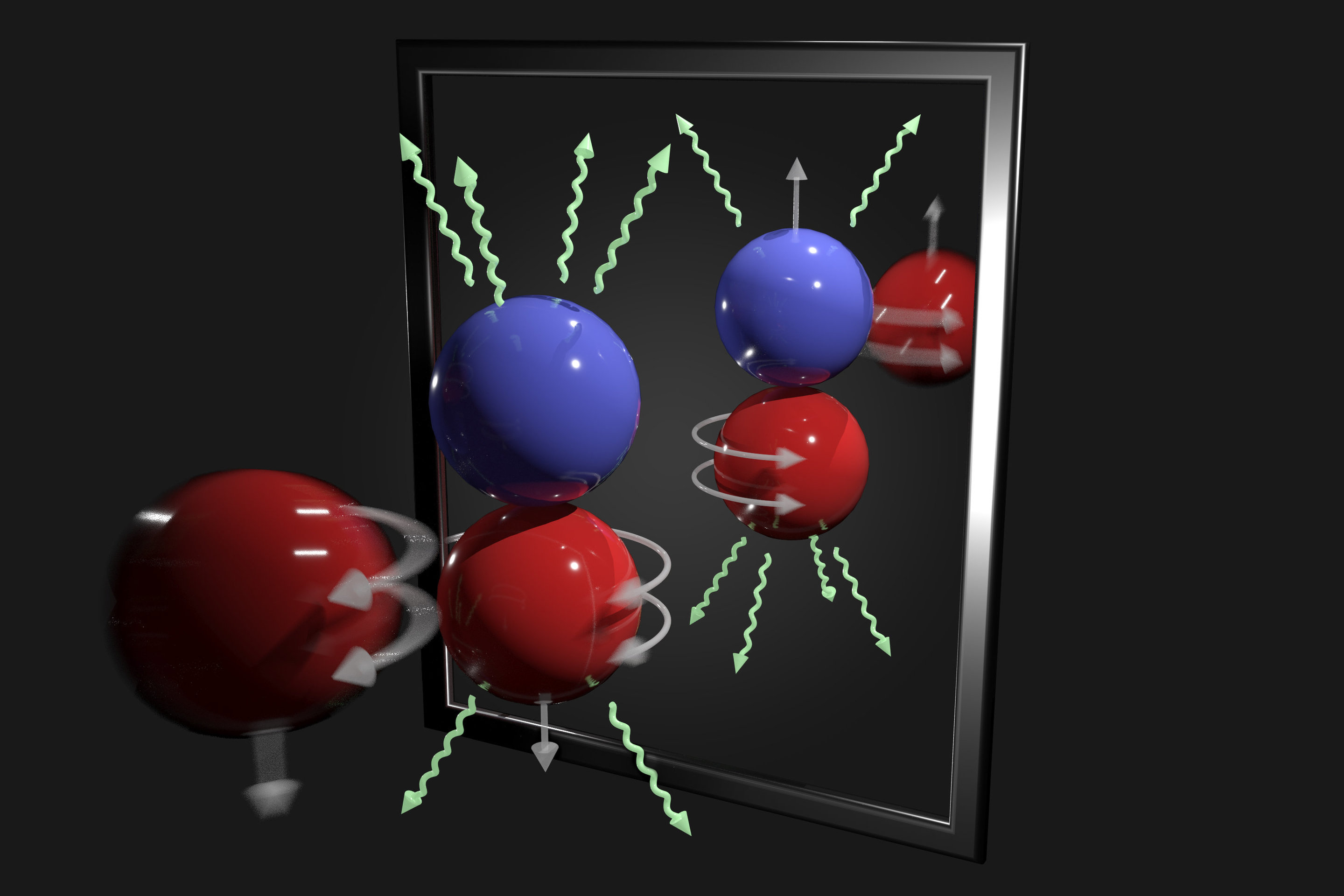 Precision experiment first to isolate, measure weak force between protons, neutrons