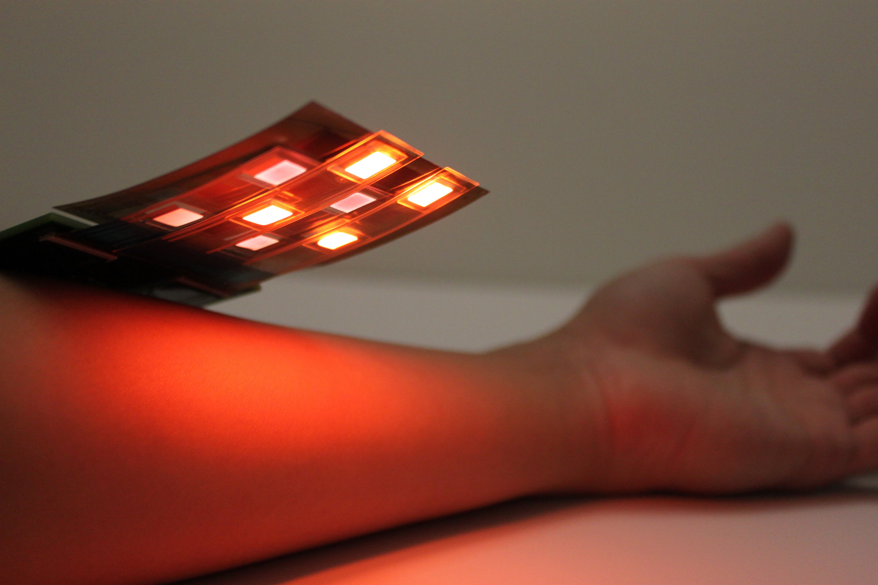 Skin-like sensor maps blood-oxygen levels anywhere in the body thumbnail