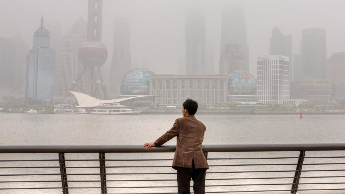 images Air pollution may shorten lives by up to nine years