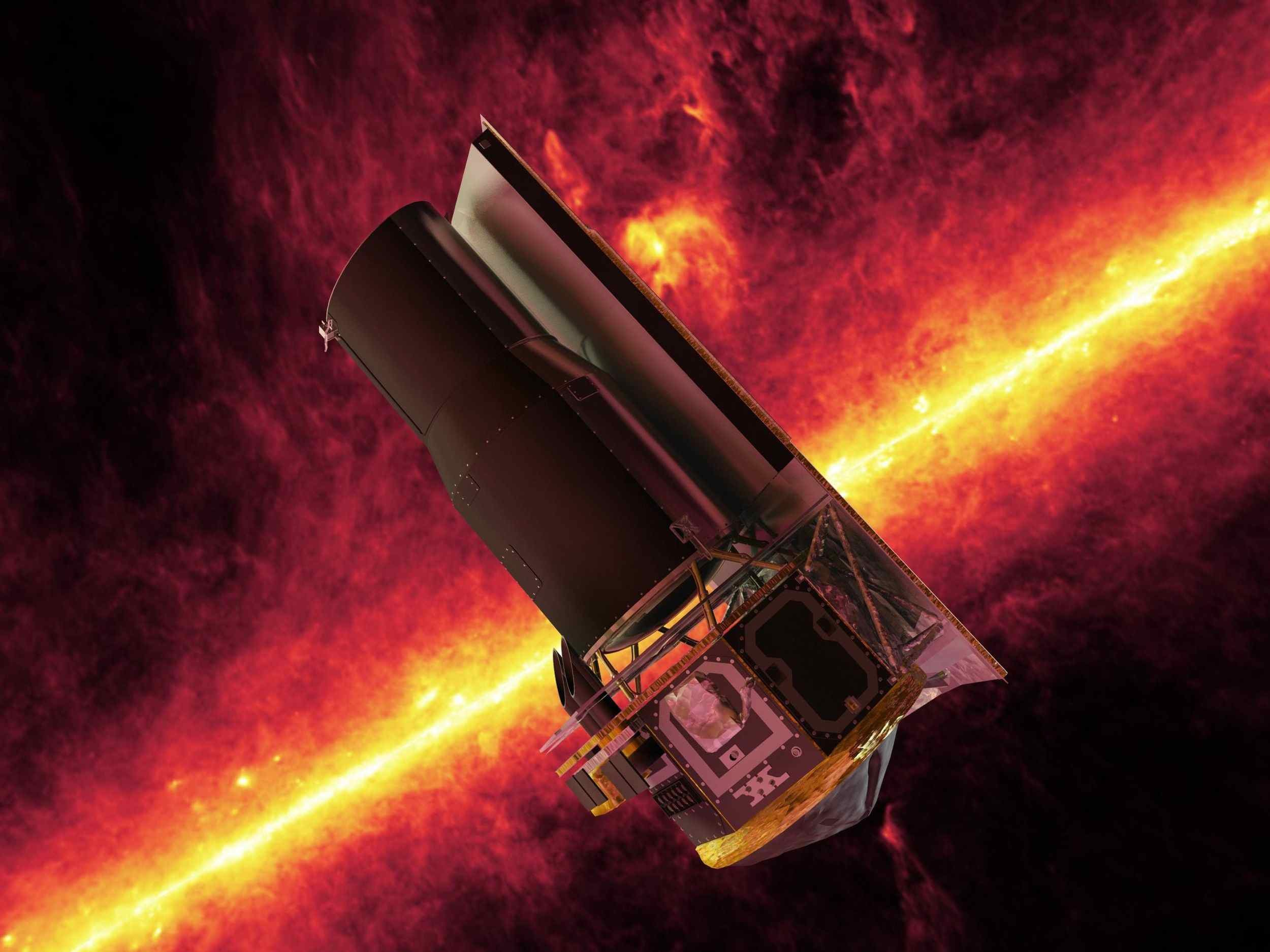 spacecraft in space - photo #41