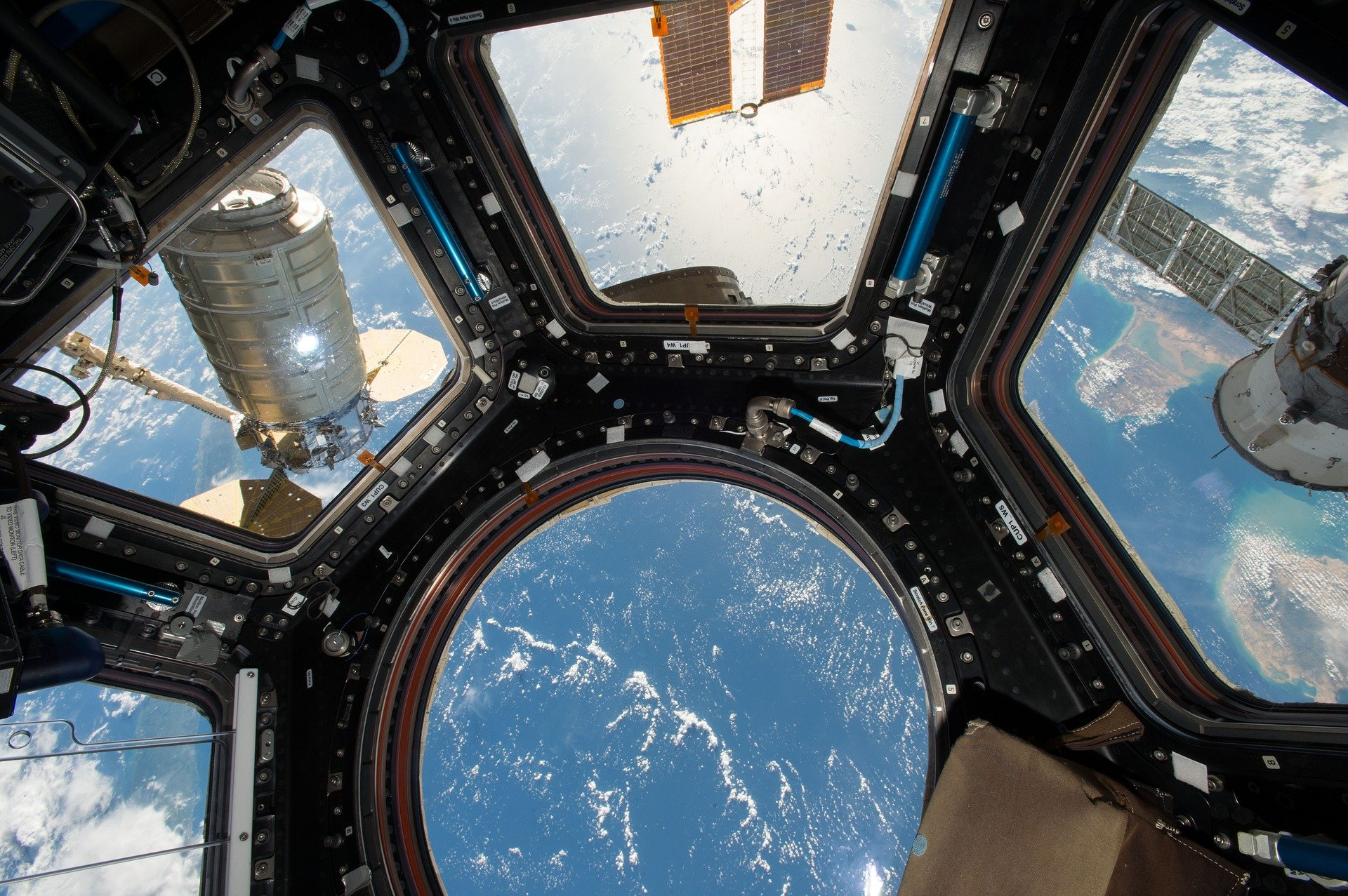Superbugs have colonized the International Space Station—but there's a silver lining