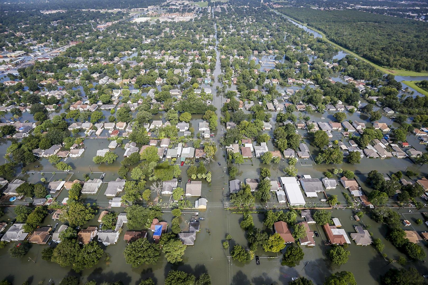 Hurricane Harvey: Research shows most fatalities occurred outside flood zones