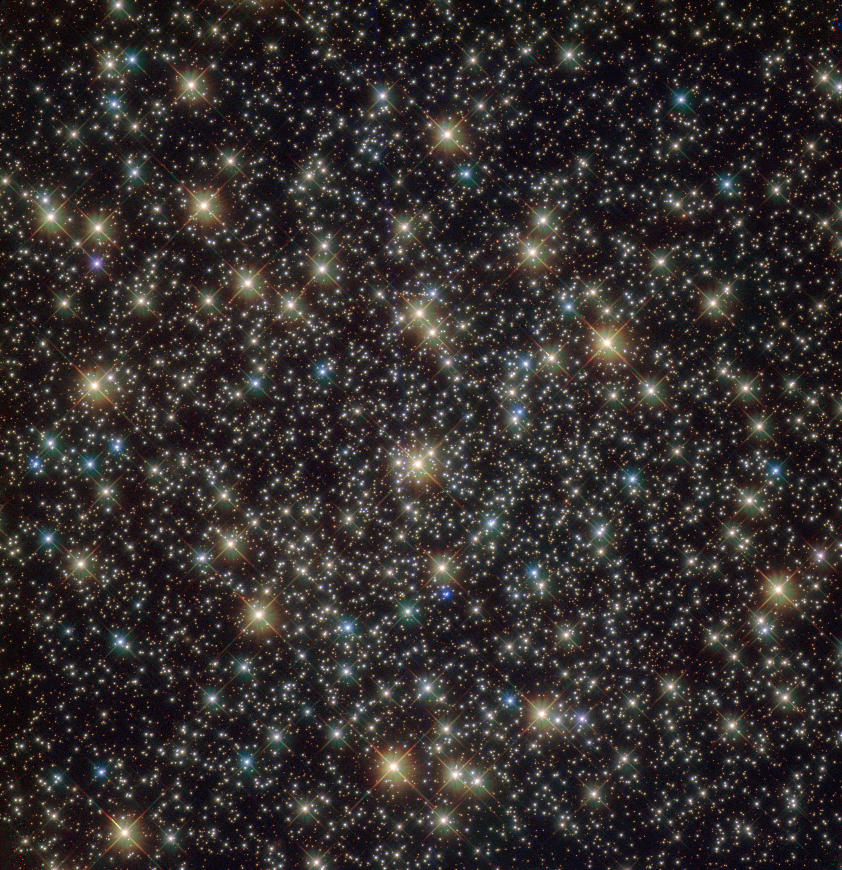 image hubble s standout stars bound together by gravity