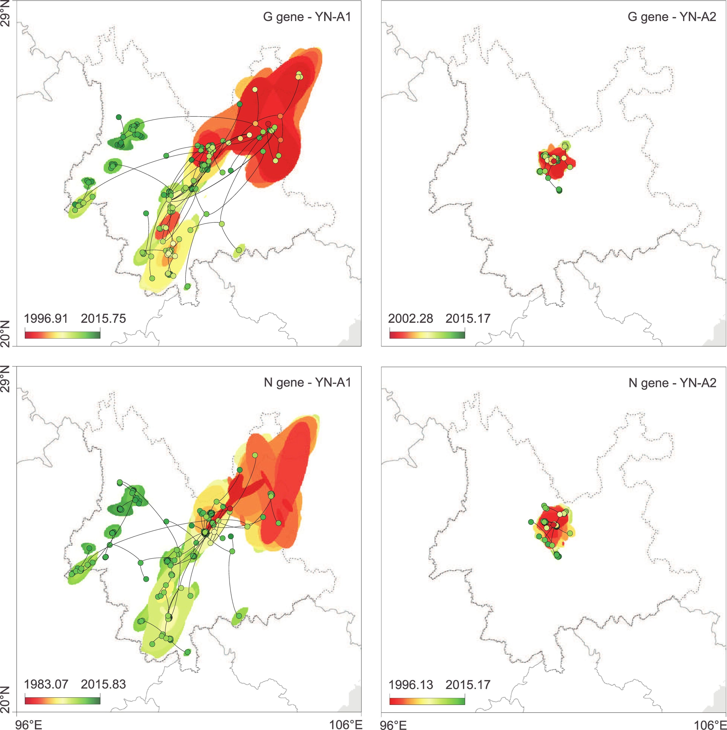 photo image Interventions in dog populations could reduce rabies in rural China