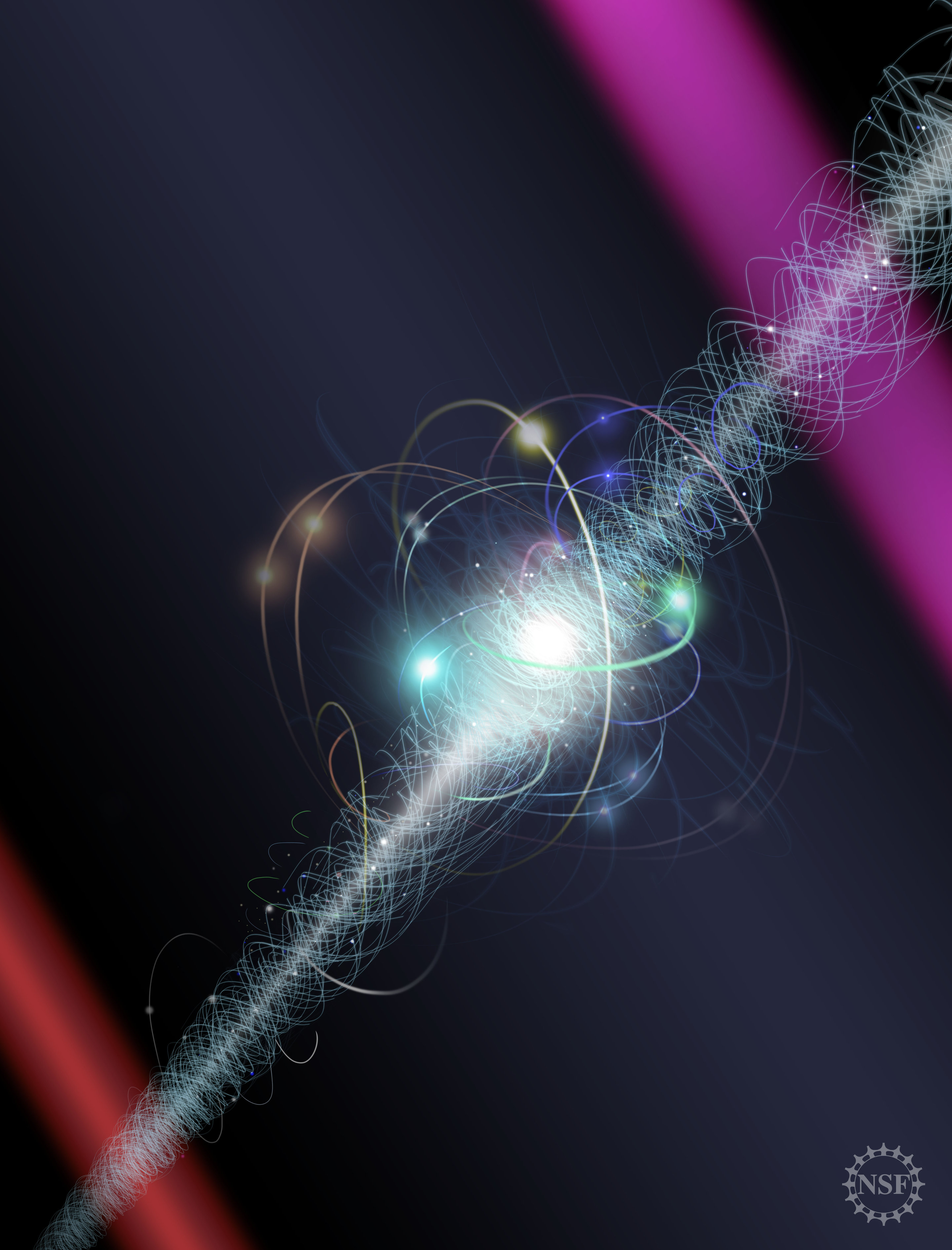 Study supports Standard Model of particle physics, excludes alternative models