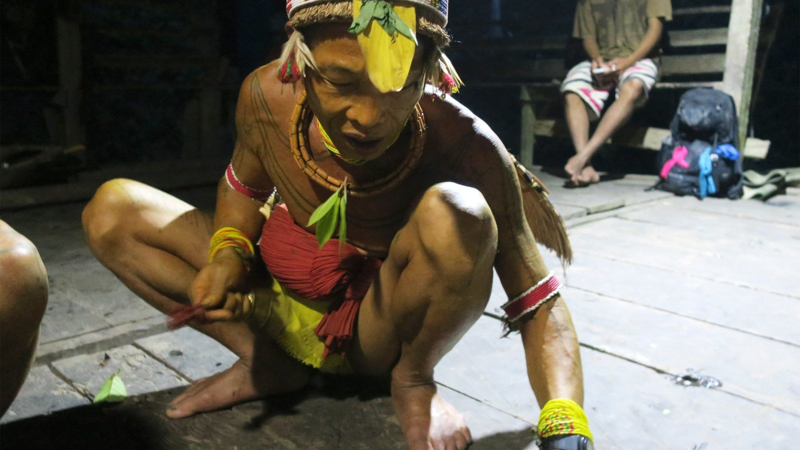 Study suggests shamans acted as the first professional class in human society