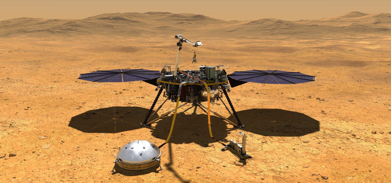 mars insight rover news - photo #11