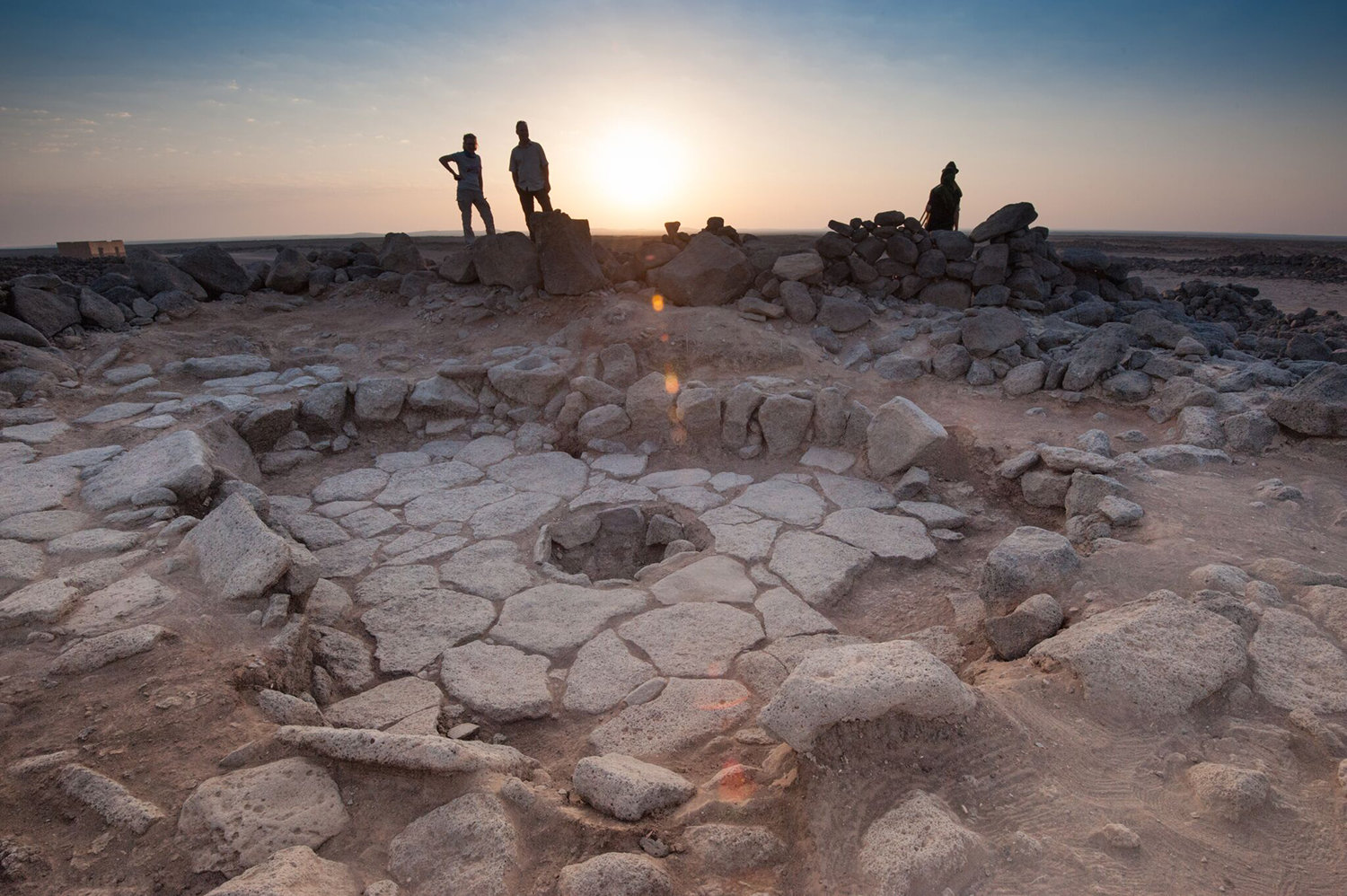 phys.org - Science X staff - Archaeologists discover bread that predates agriculture by 4,000 years