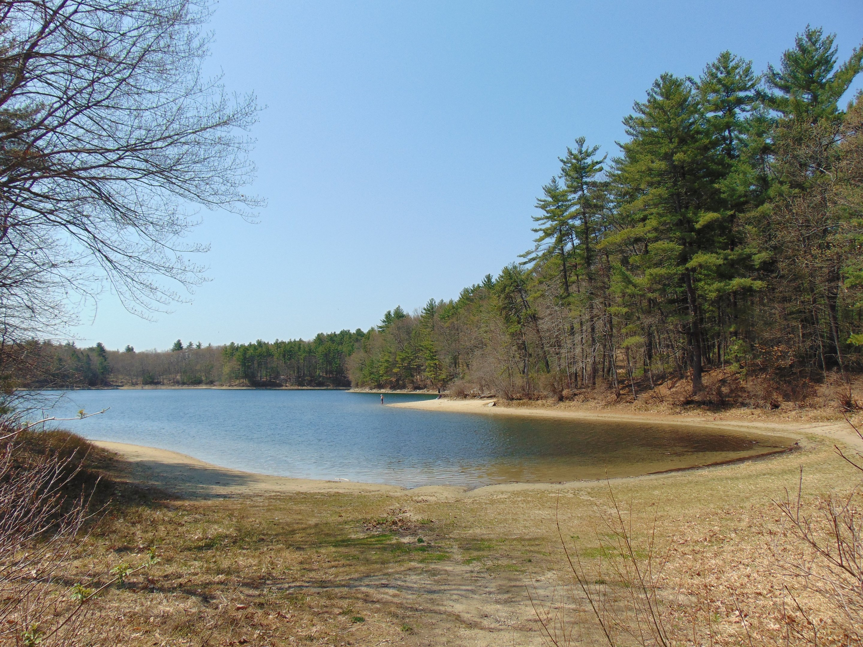 Climate change and recreational activities at Walden Pond ...