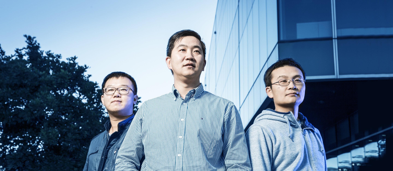Scientists create atomic scale, 2-D electronic kagome lattice