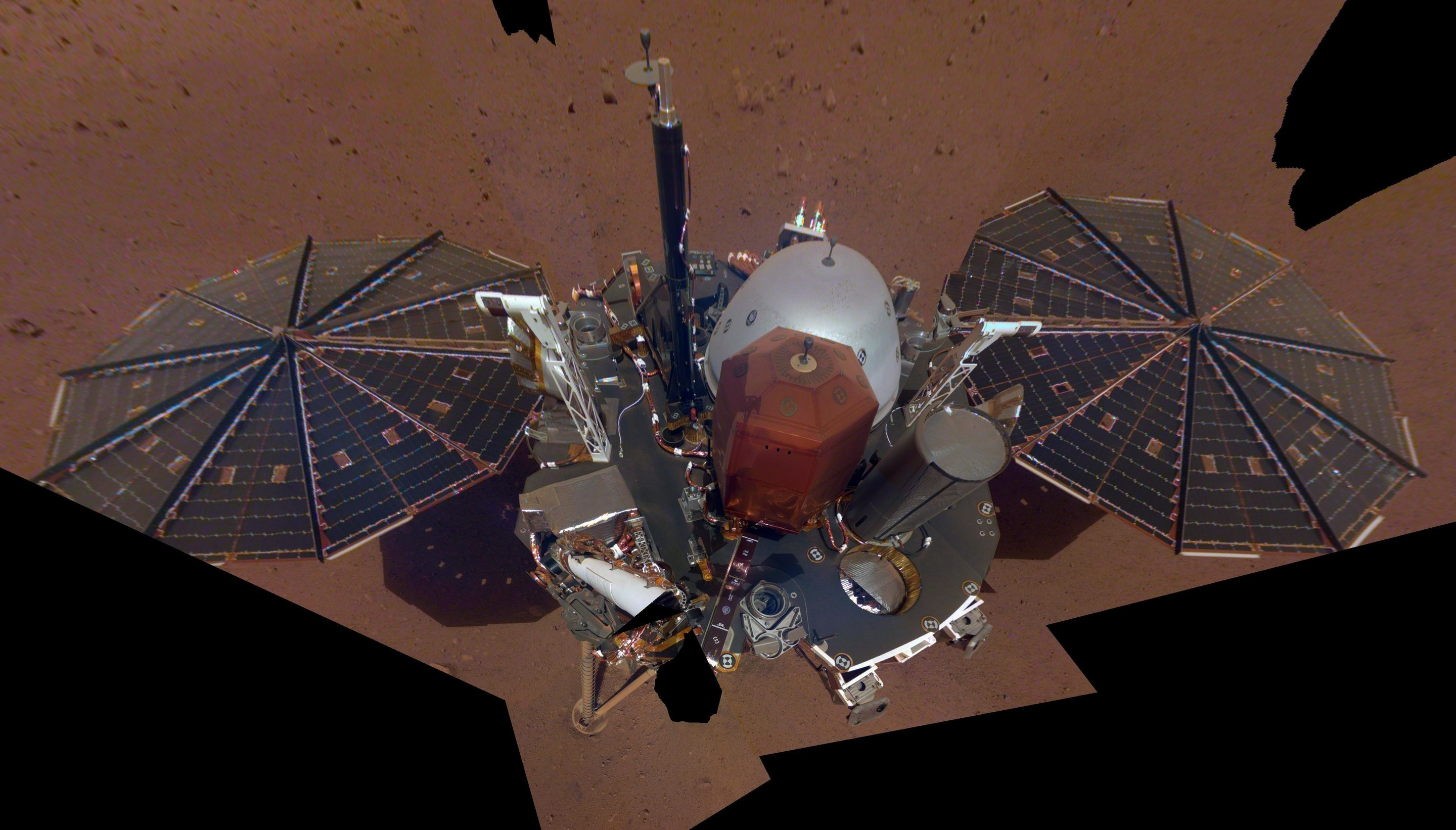 mars rover insight photos - photo #35