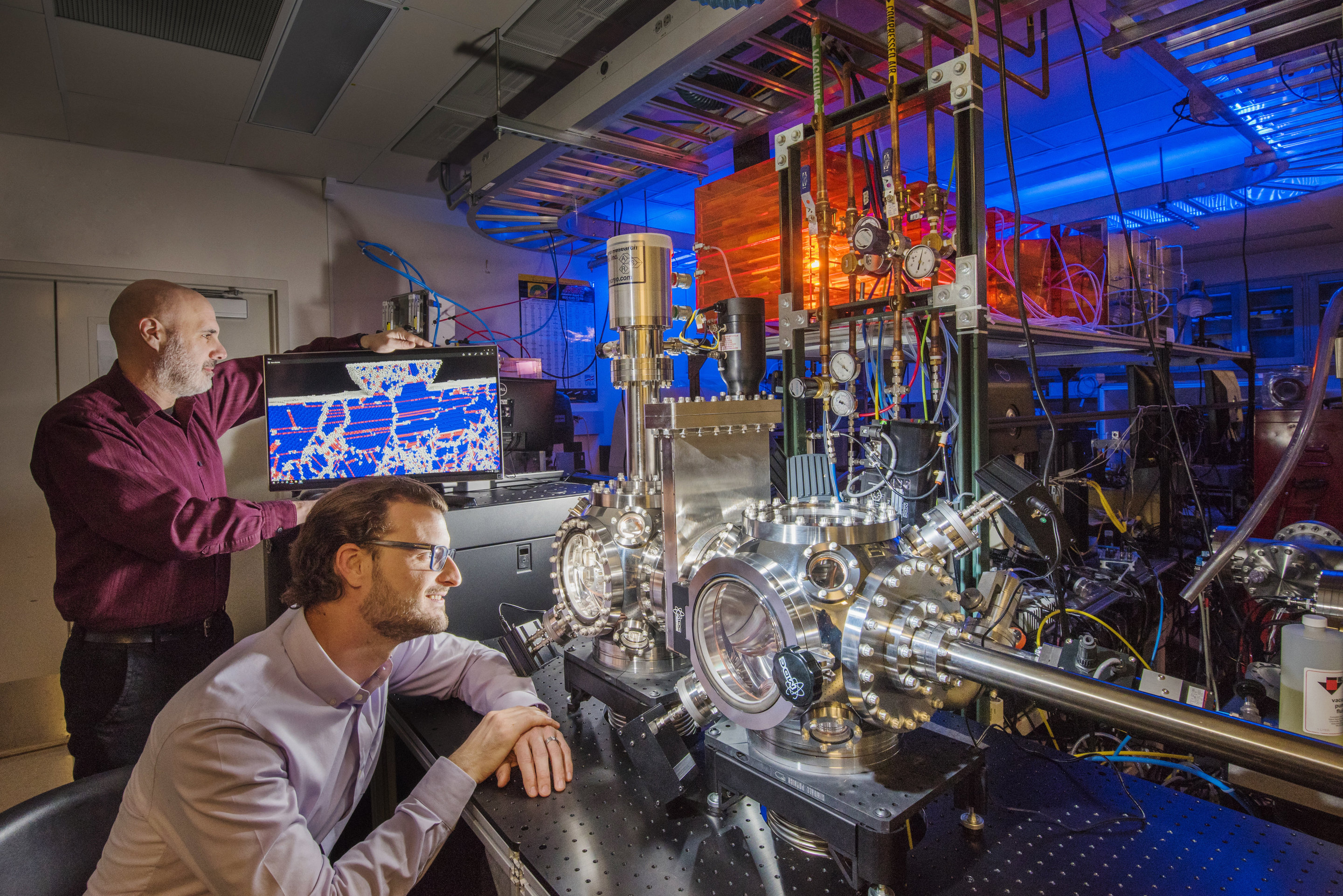 Engineers create most wear-resistant metal alloy in the world
