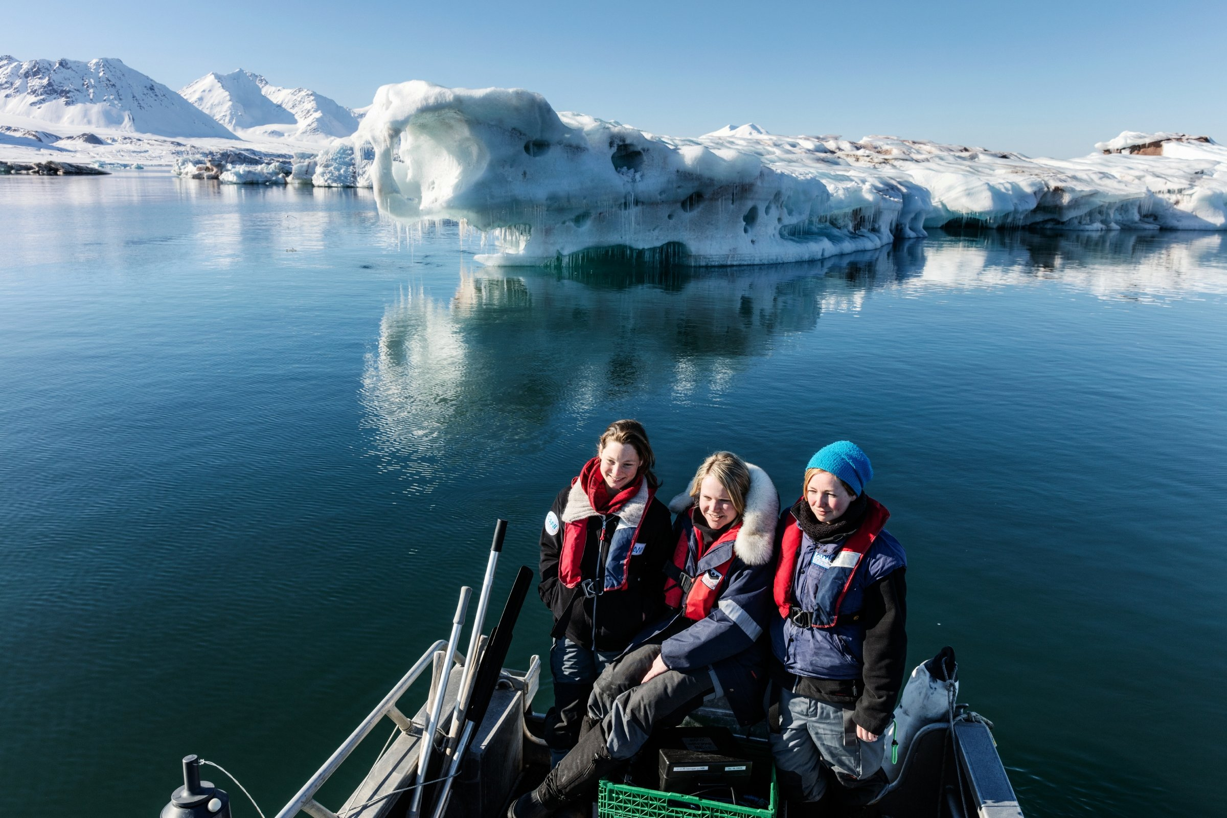 Arctic phytoplankton assemblages in coastal waters remain ...