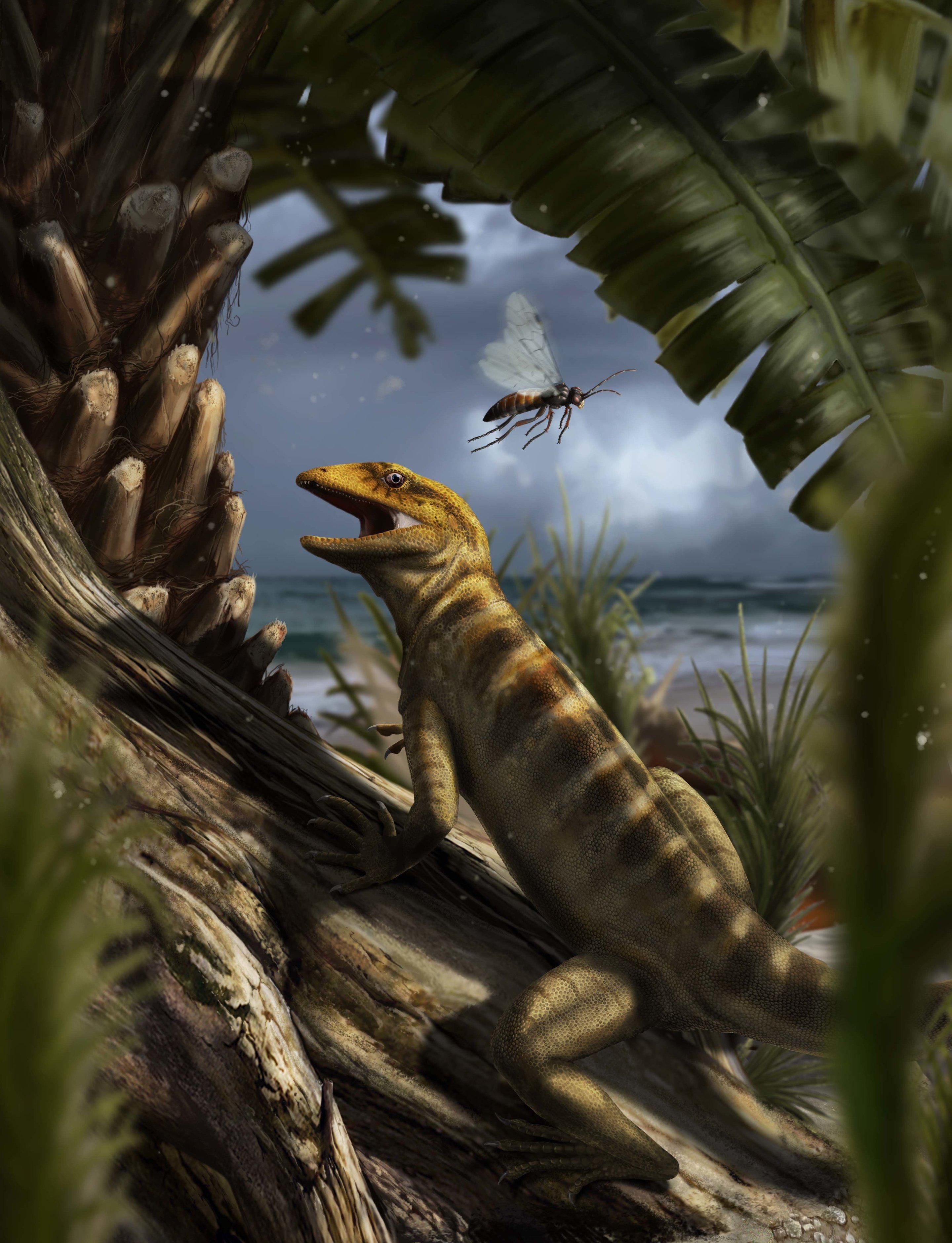 Ancient reptiles: the origin and extinction 37