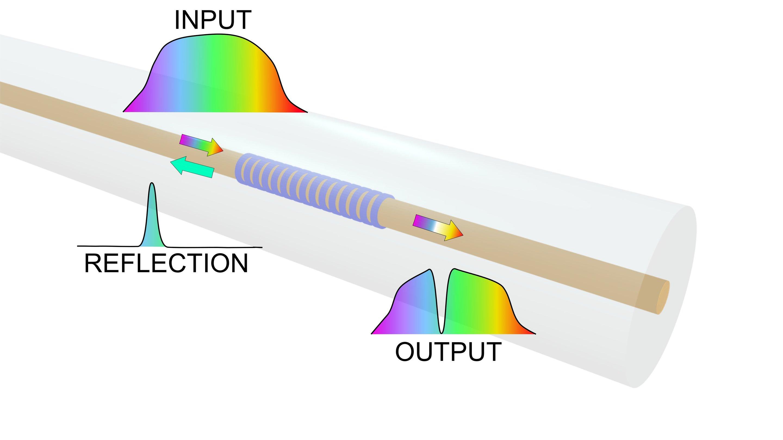 Researchers Create Fiber Optic Sensors That Dissolve In