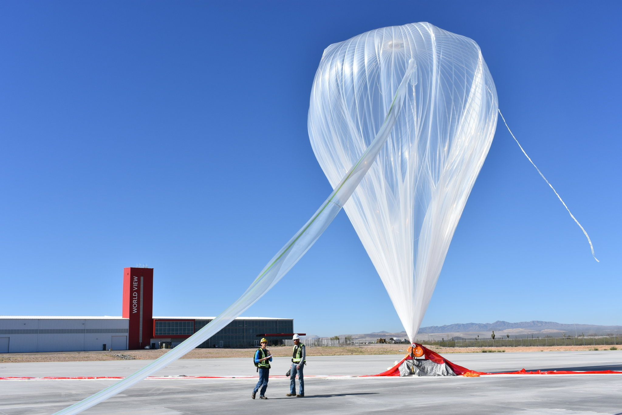 A Match Made On A High Altitude Balloon