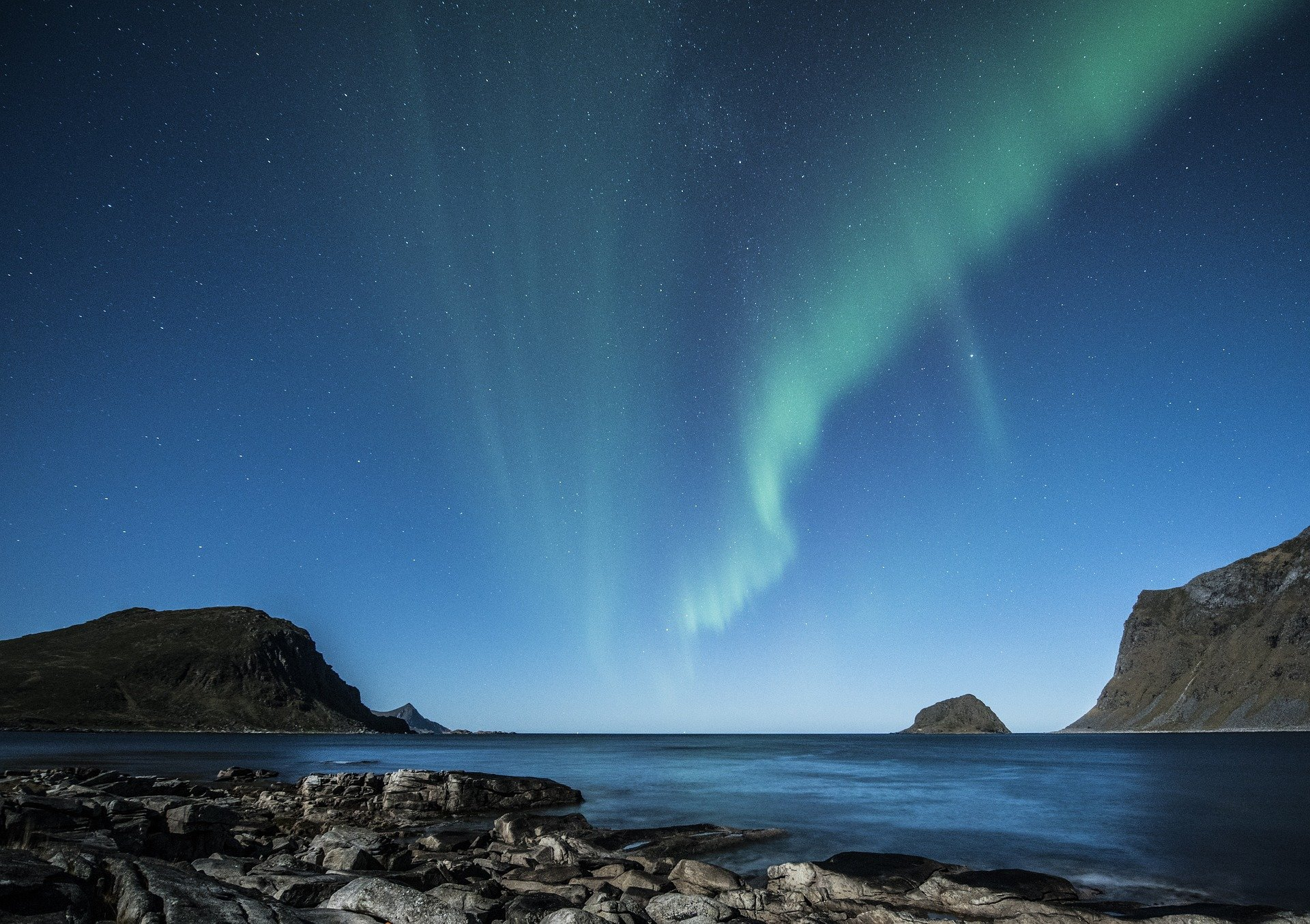 Auroras unlock the physics of energetic processes in space thumbnail