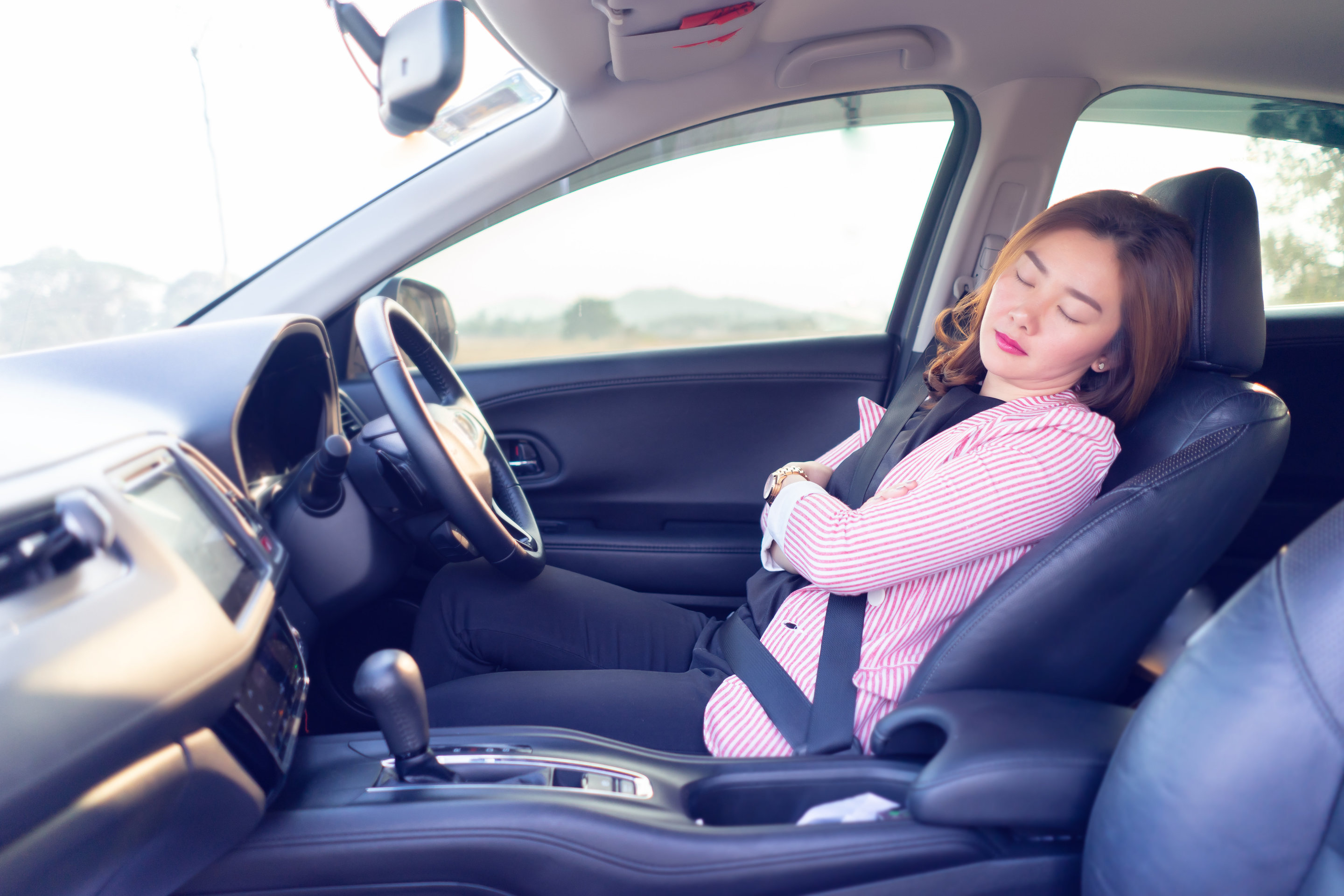 automated vehicles may encourage a new breed of distracted drivers