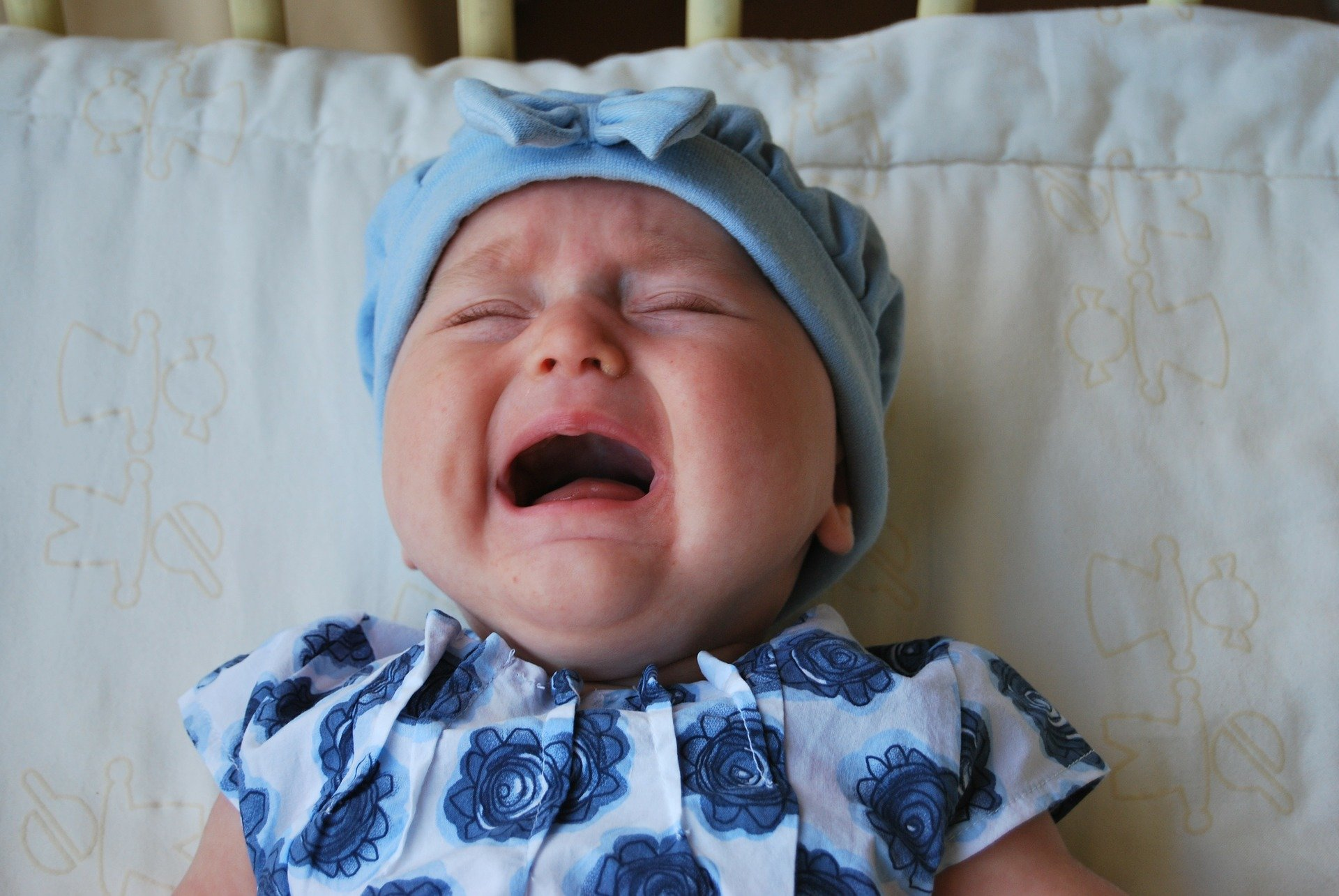 photo image Pitch of baby cries found to be predictor of vocal pitch at age five