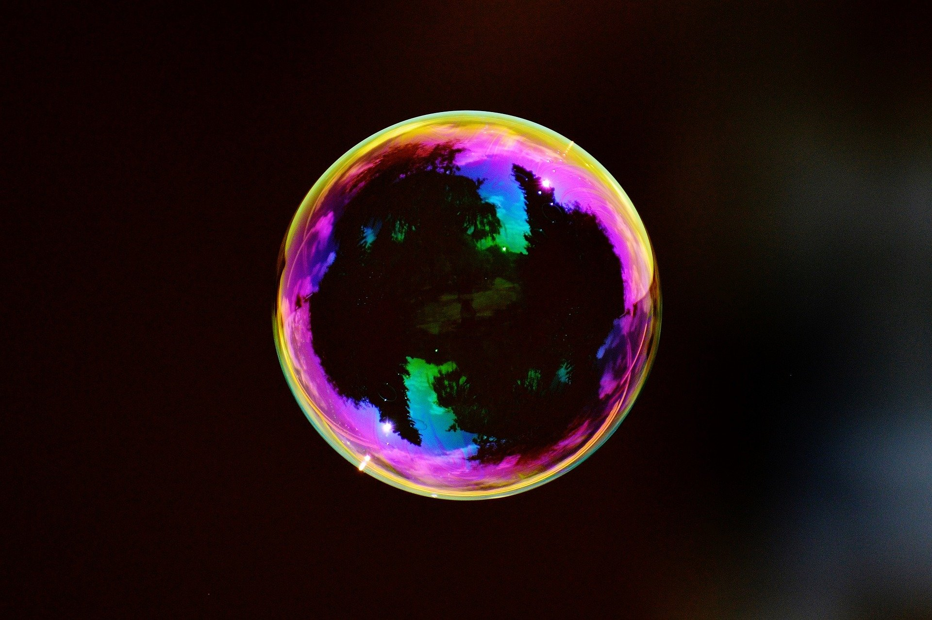 math describes how bubbles pop