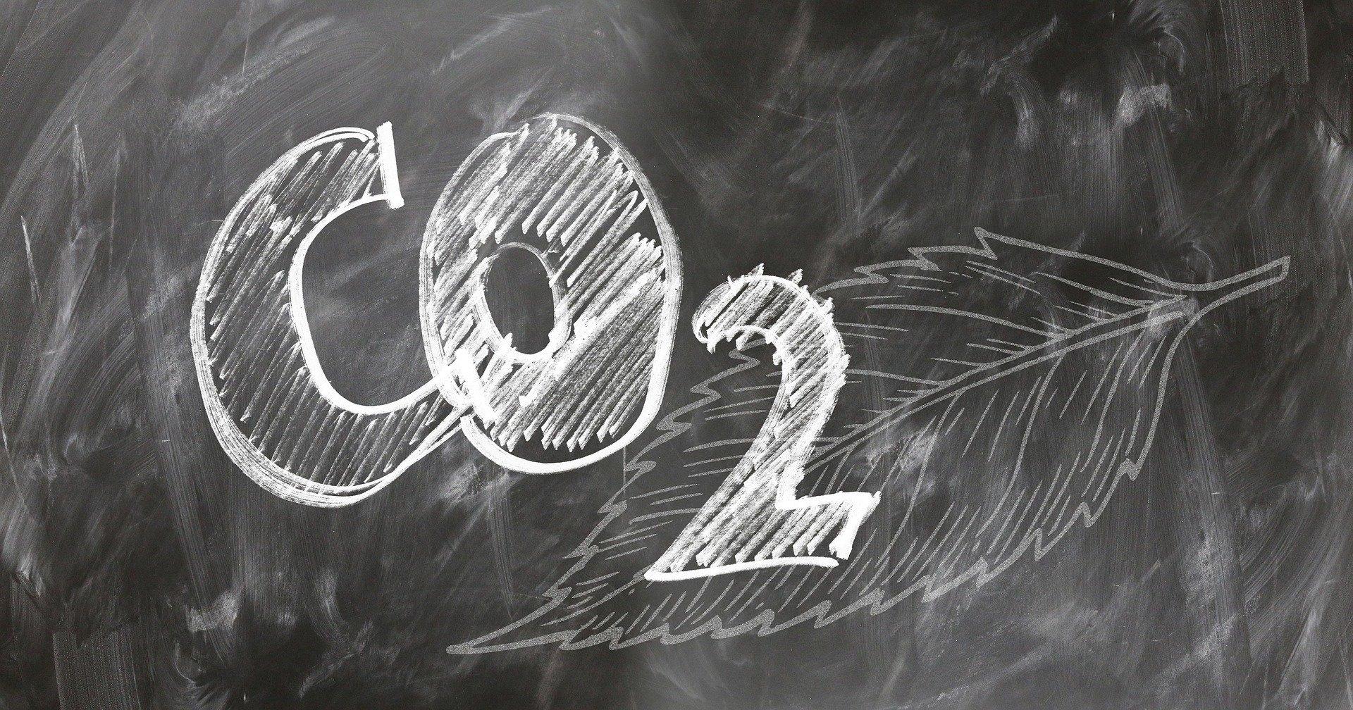 Powder could help cut CO2 emissions