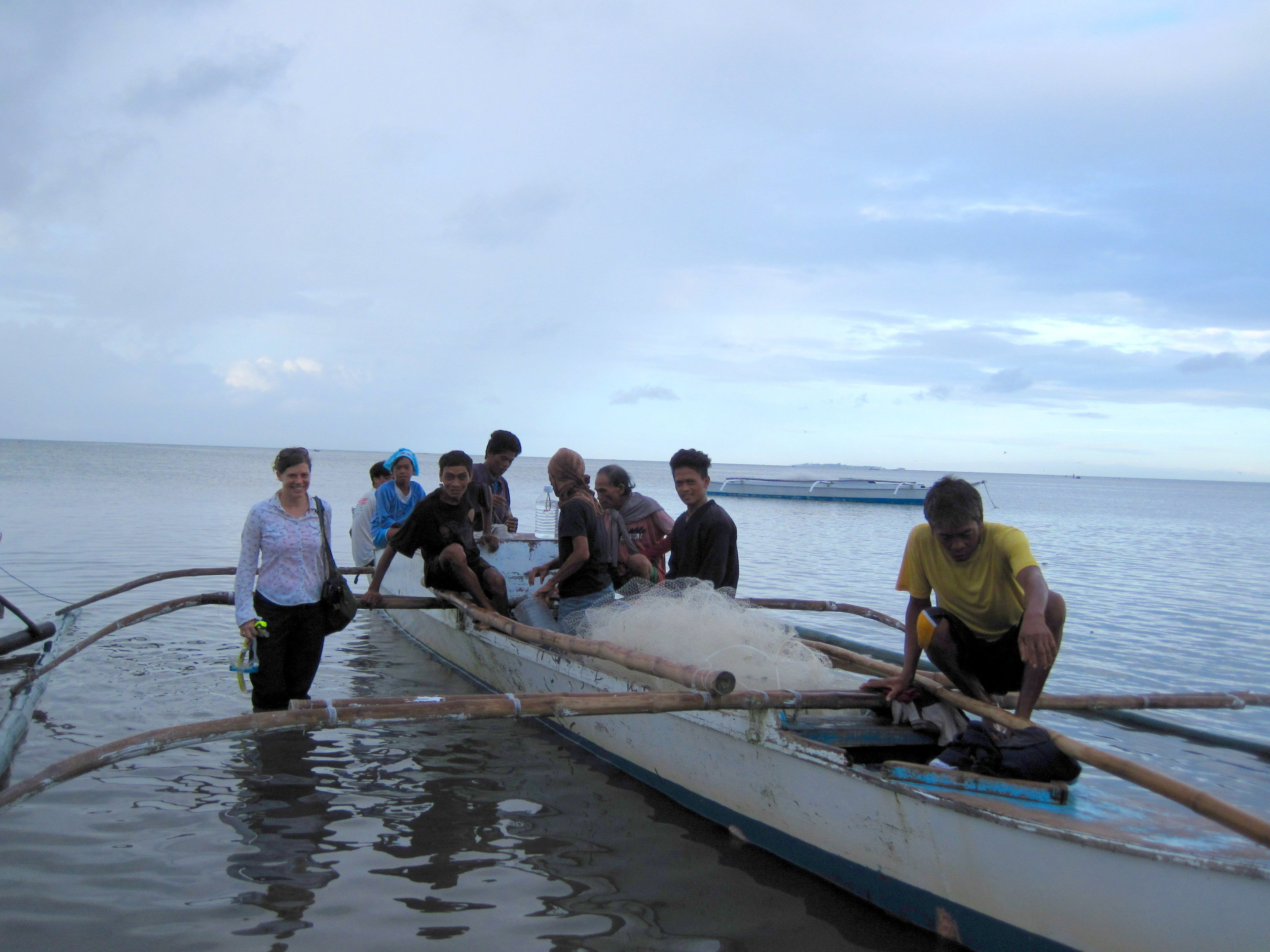 fishing practices of the philippines A new study carried out by the institute for the oceans and fisheries' project seahorse and the landscape ecology group at the university of british.