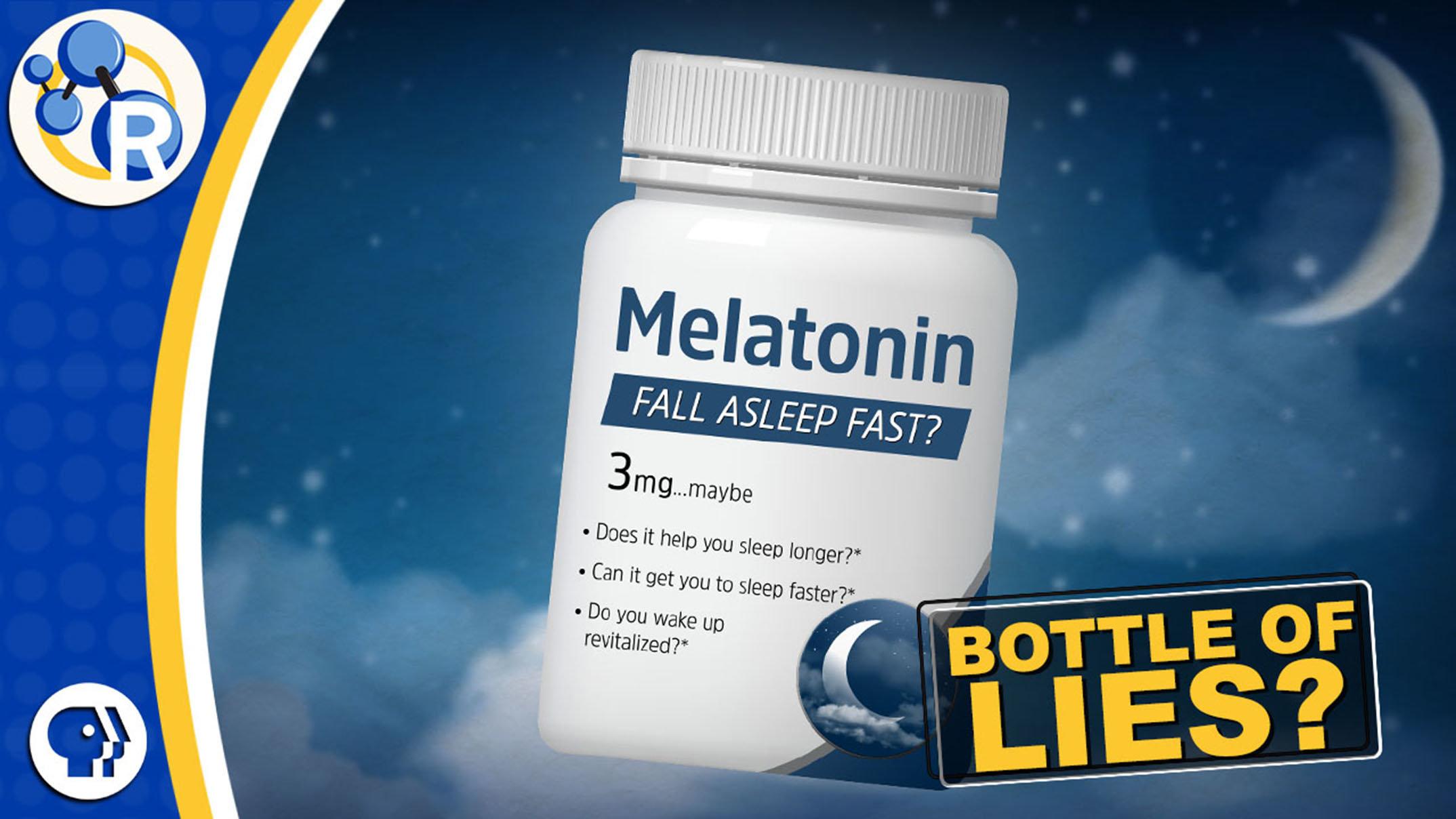 video: does melatonin do anything?