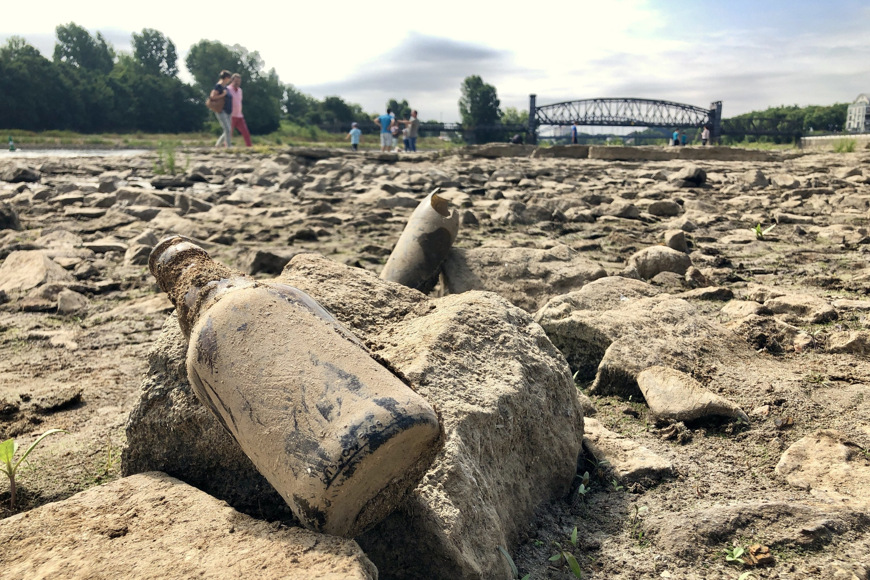 drought affected about 90 of german territory in 2018