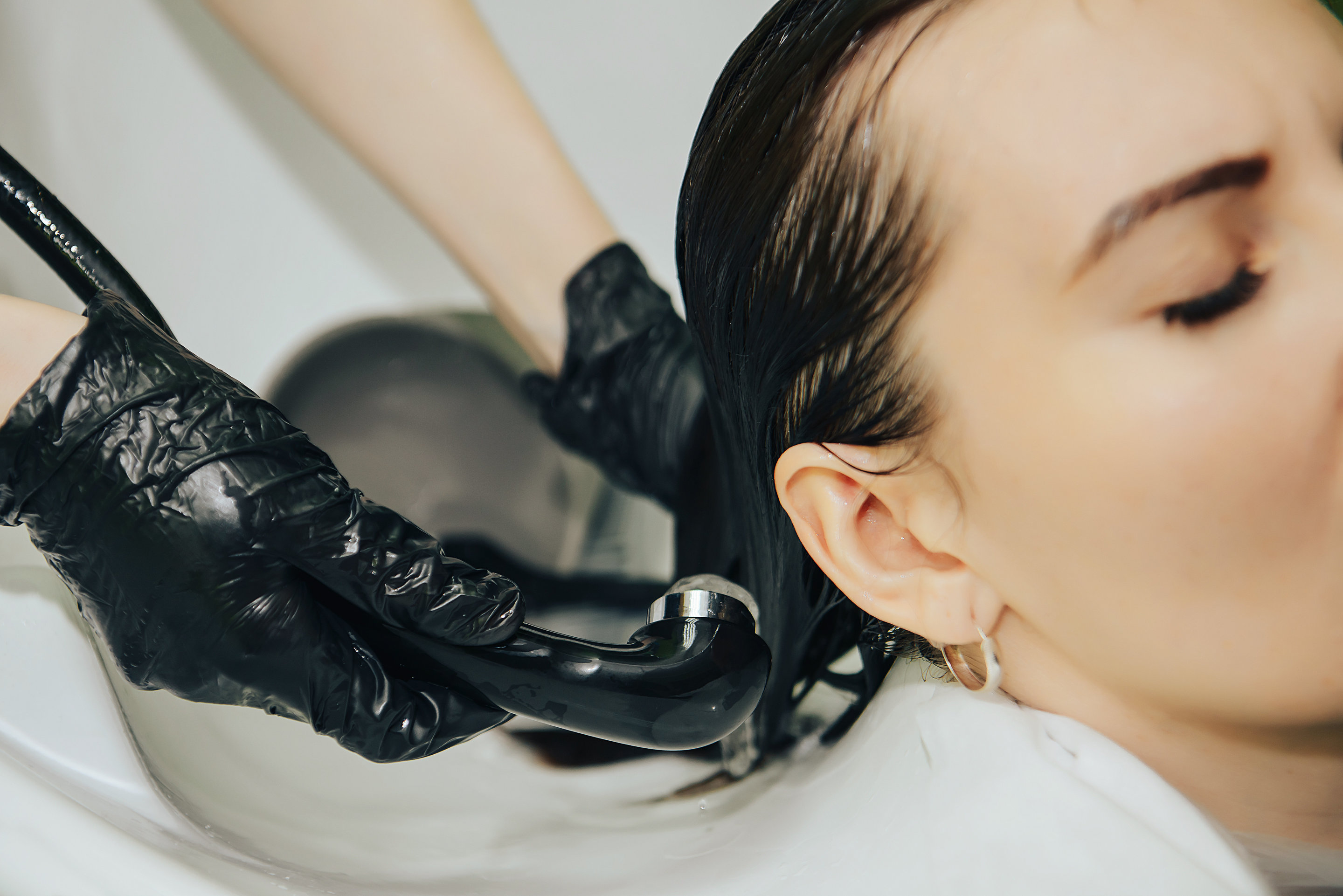 Eager To Dye Your Hair With Nontoxic Graphene Nanoparticles Not