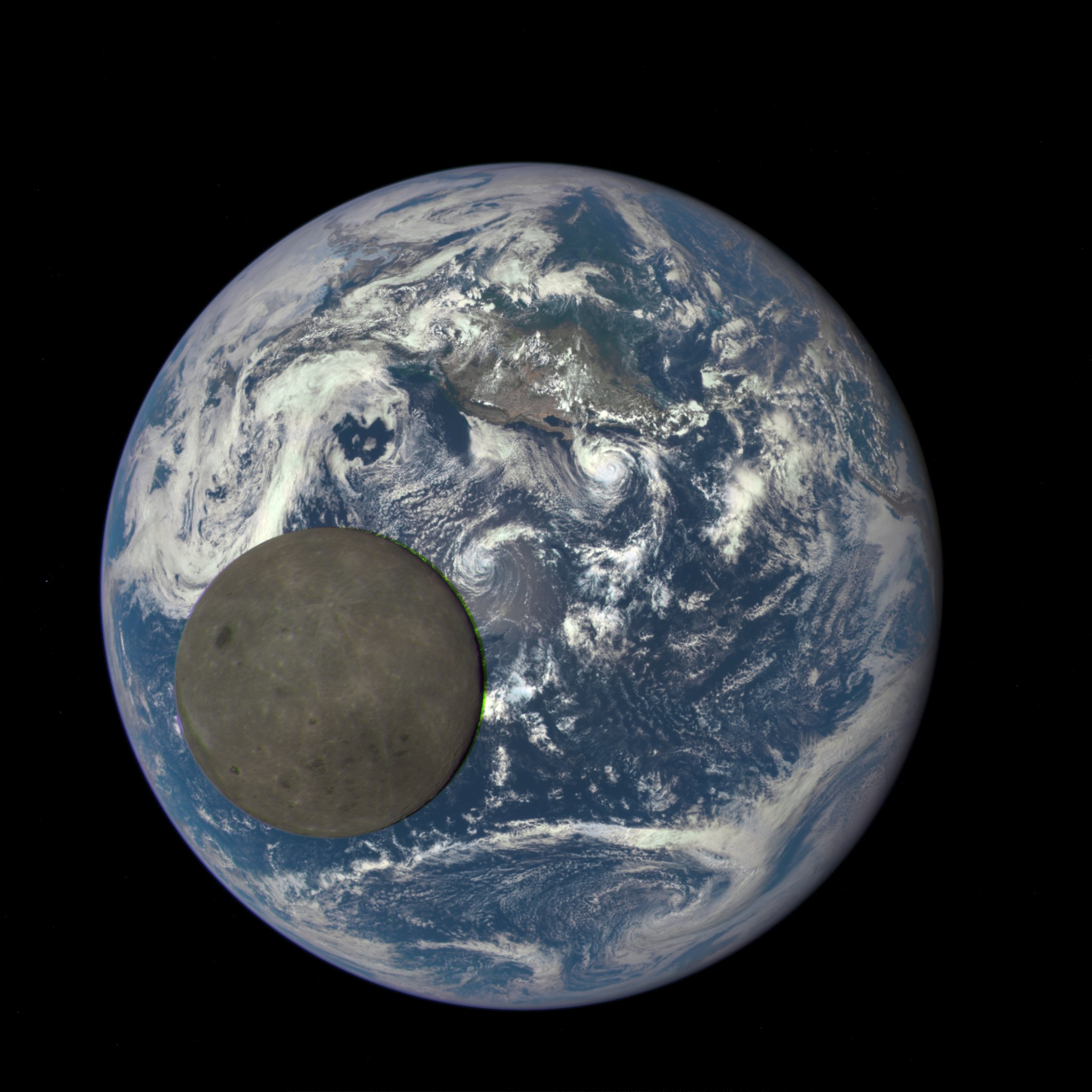 Study suggests earths water was present before impact that caused this image shows the far side of the moon illuminated by the sun credit nasa stopboris Gallery