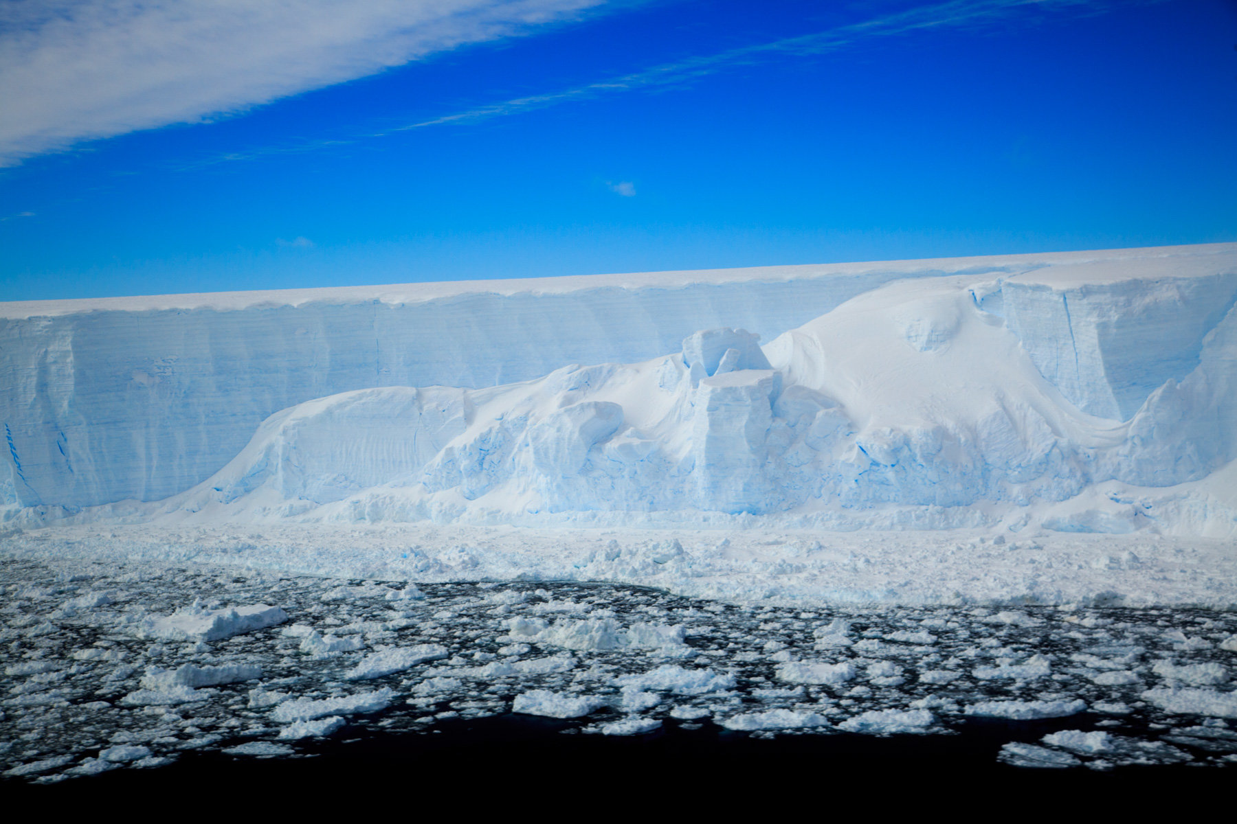 First Expedition To Newly Exposed Antarctic Ecosystem