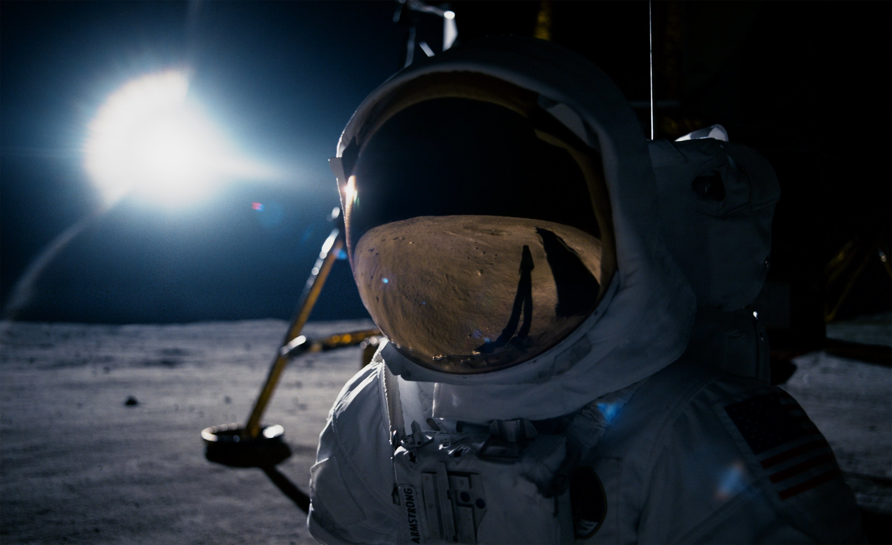 first man a new vision of the apollo 11 mission to set foot on the moon