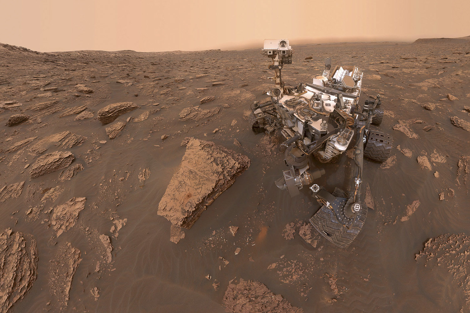 mars landing today news - photo #17