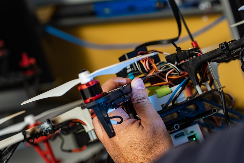 Gas Sensing Drones Draw Nsf Backing Dangerous Electrical Wiring