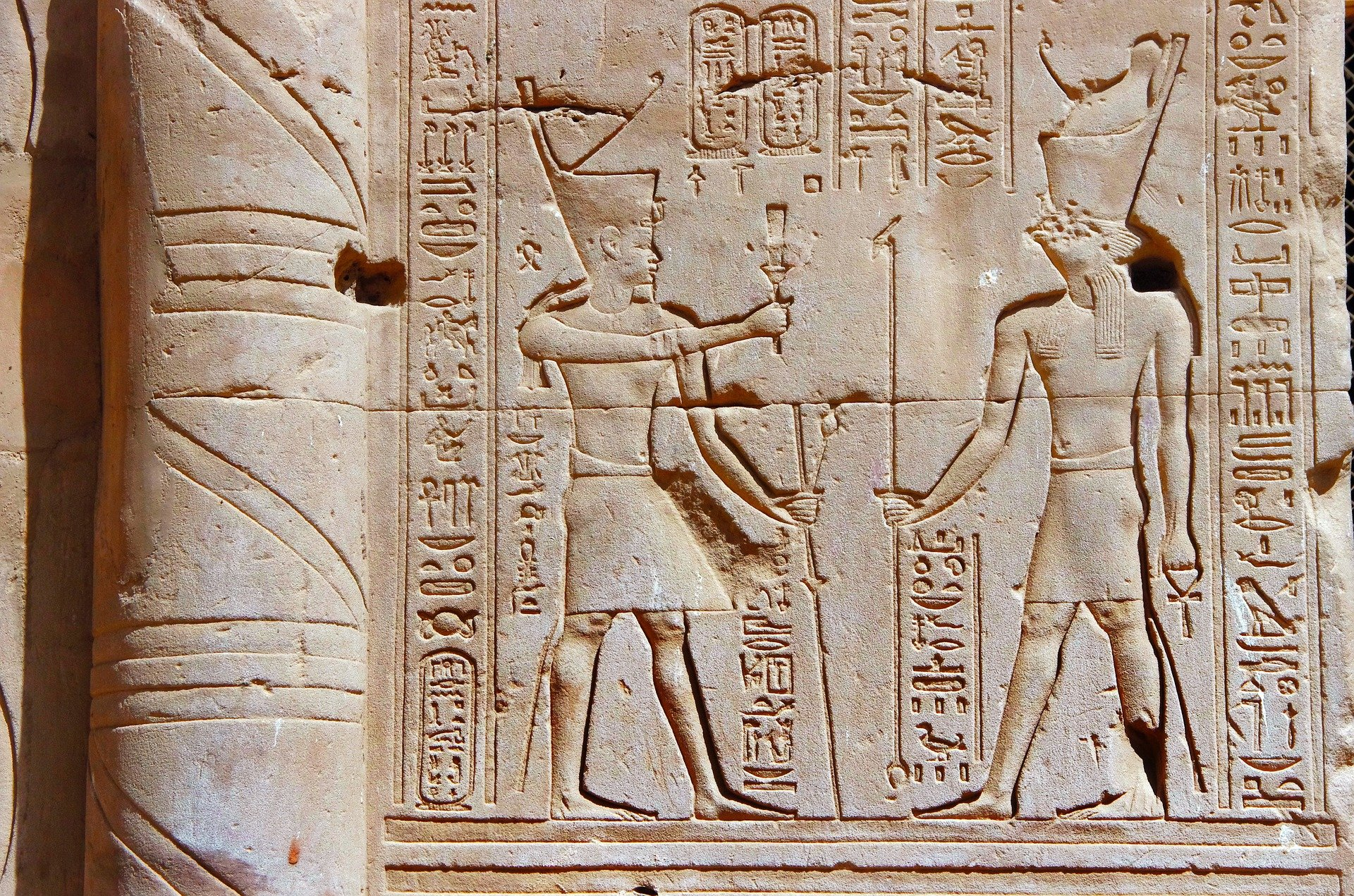 Ancient Egyptians discovered Algol's variability 3,000 years before western astronomers