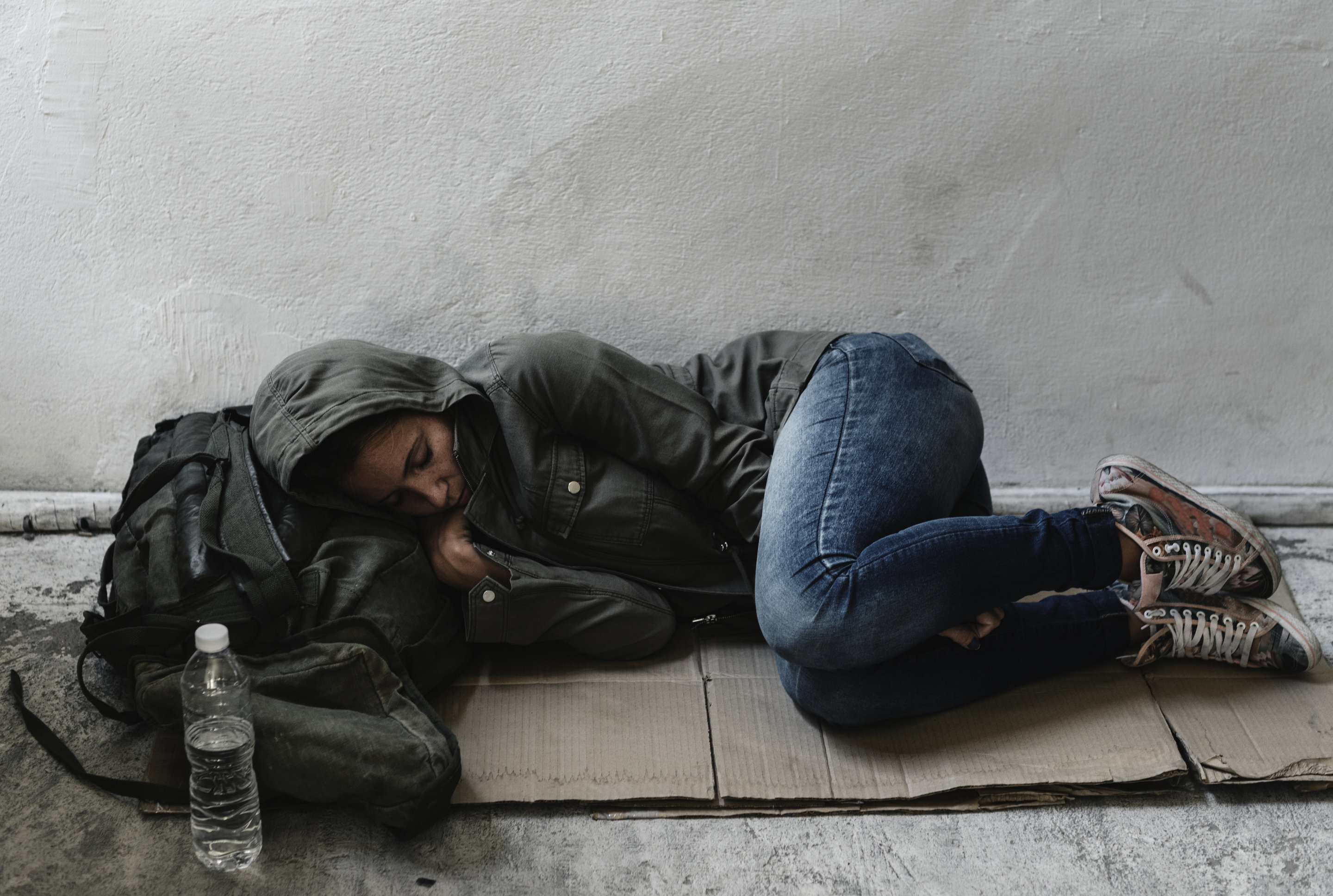 Young, vulnerable homeless women are being exploited for sex
