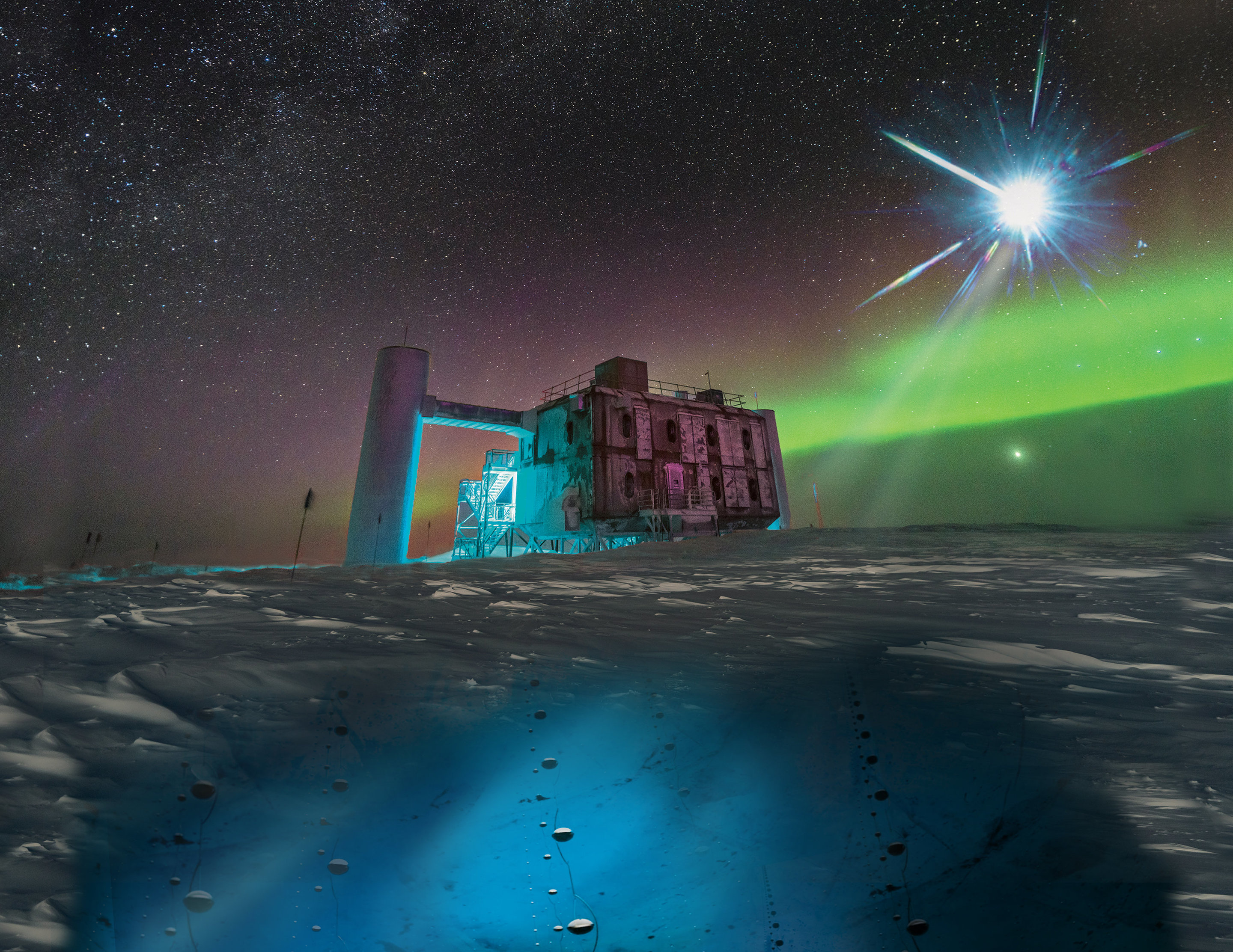 More than century-old riddle resolved—a blazar is a source ...Icecube Neutrino