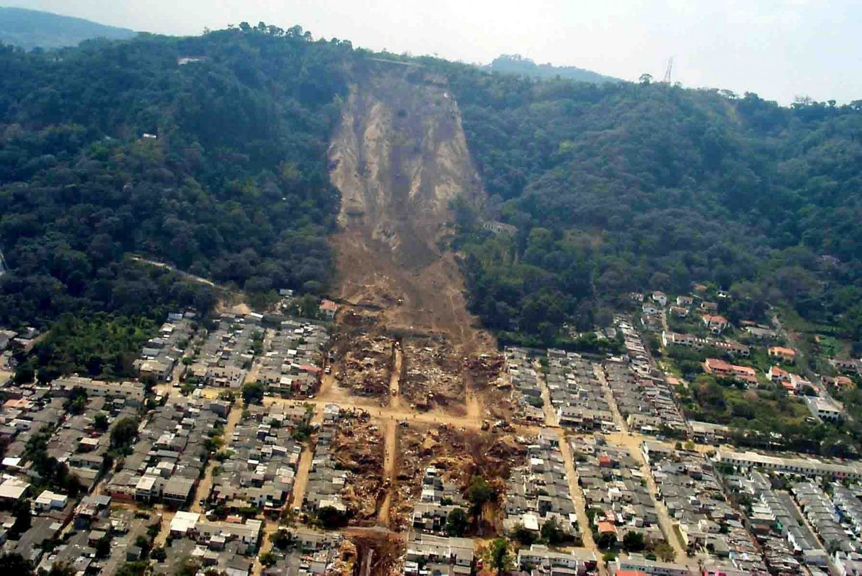 Researchers develop model for predicting landslides caused ...