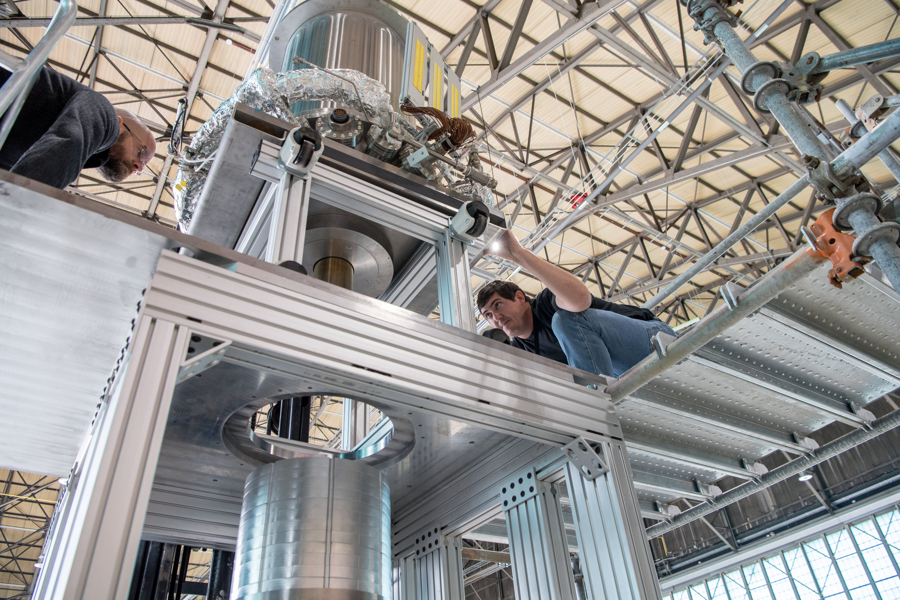 Kilopower—Pioneering space fission power system could provide up to ...