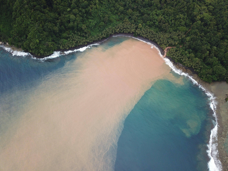Drinking Water In The Solomon Islands
