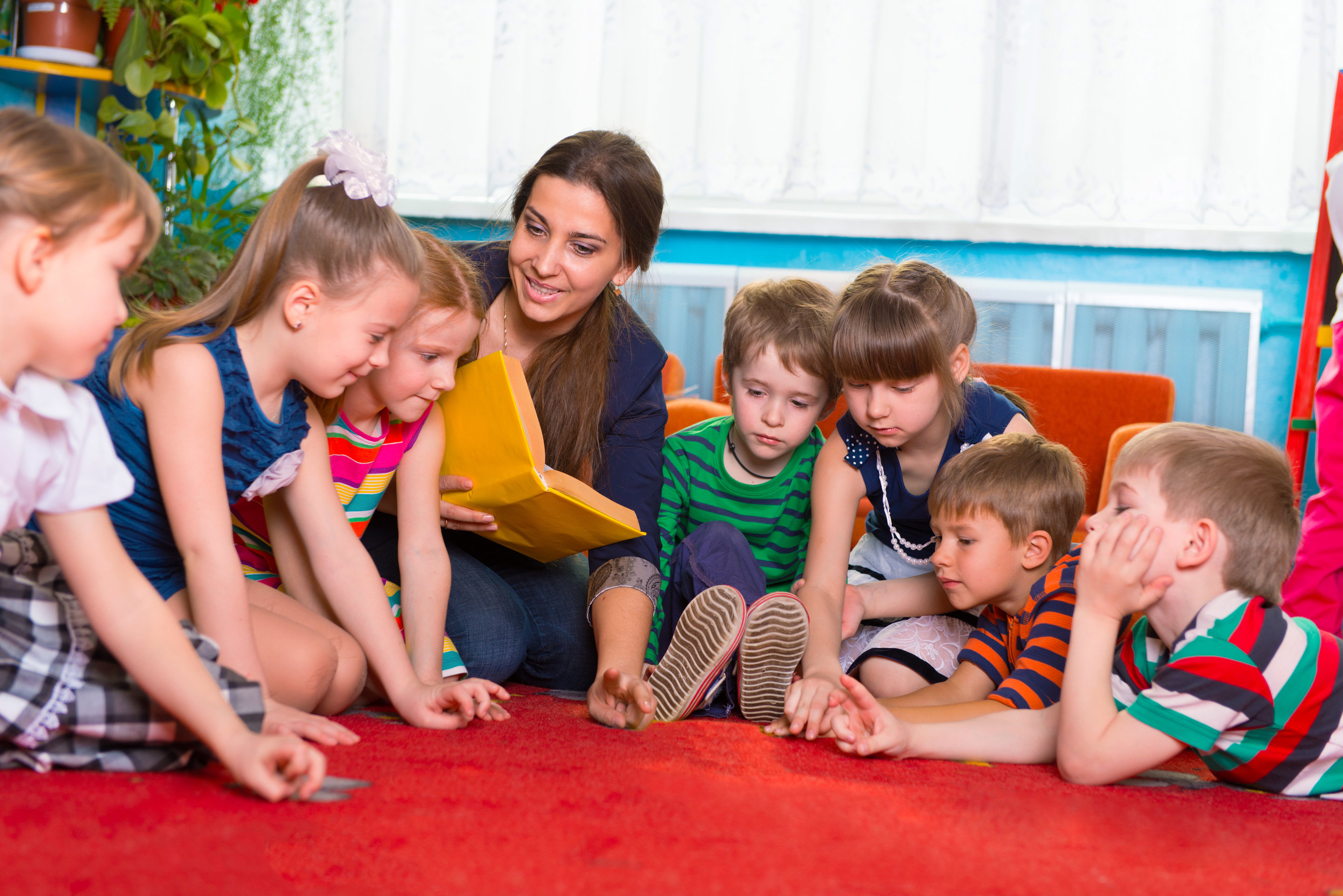 Kindergartens of Ryazan: main difficulties and prospects of work