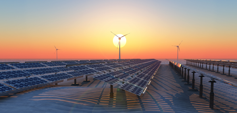 Massive Solar And Wind Farms Could Bring Vegetation Back