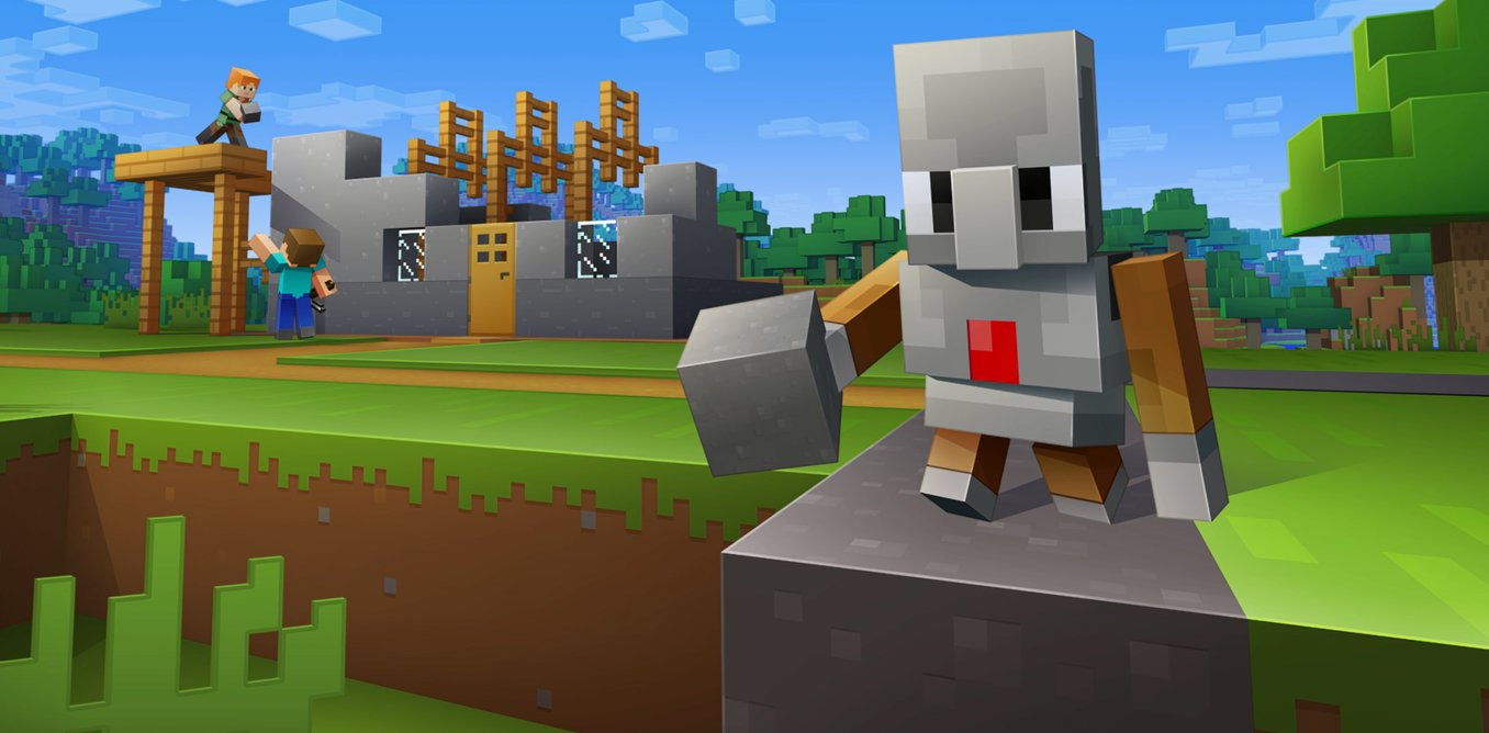 Minecraft Teaches Kids About Tech But There S A Gender Imbalance At